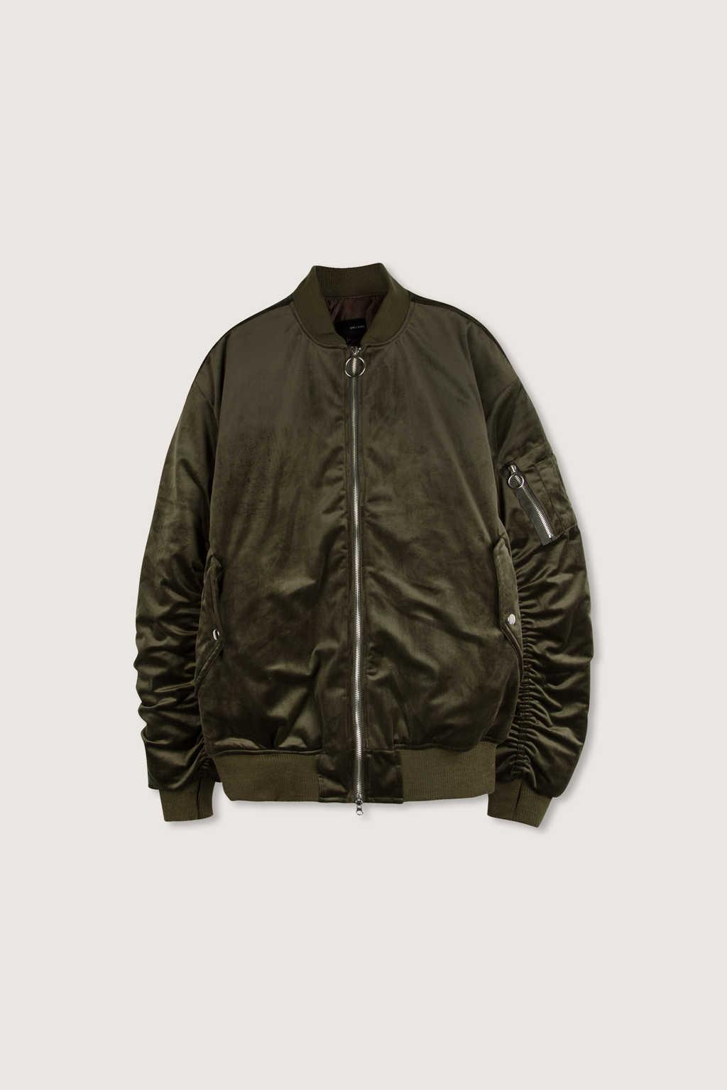 Jacket H037 Olive 7