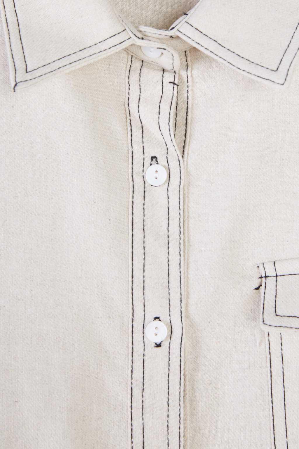 Jacket J001 White 6