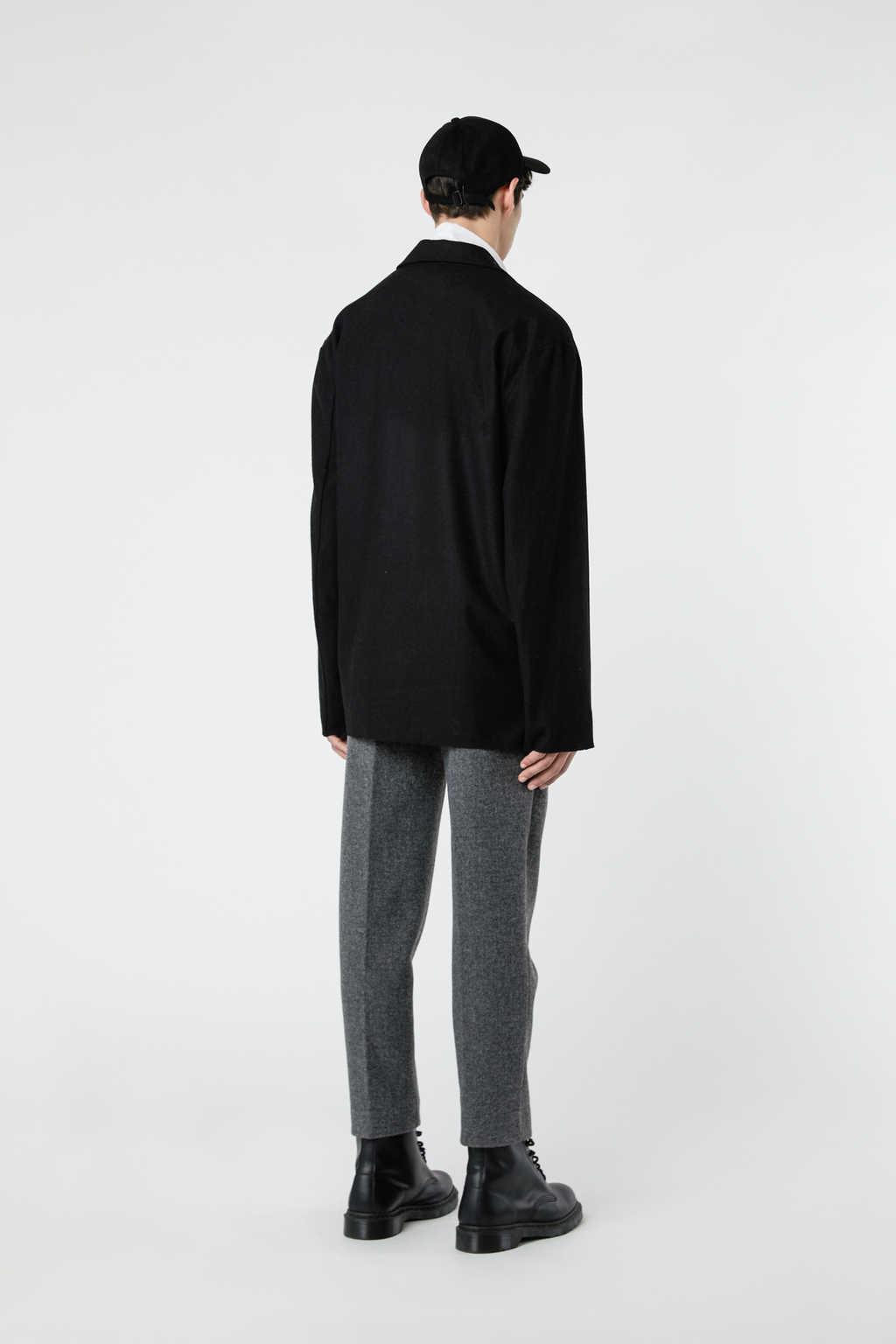 Jacket J002M Black 10