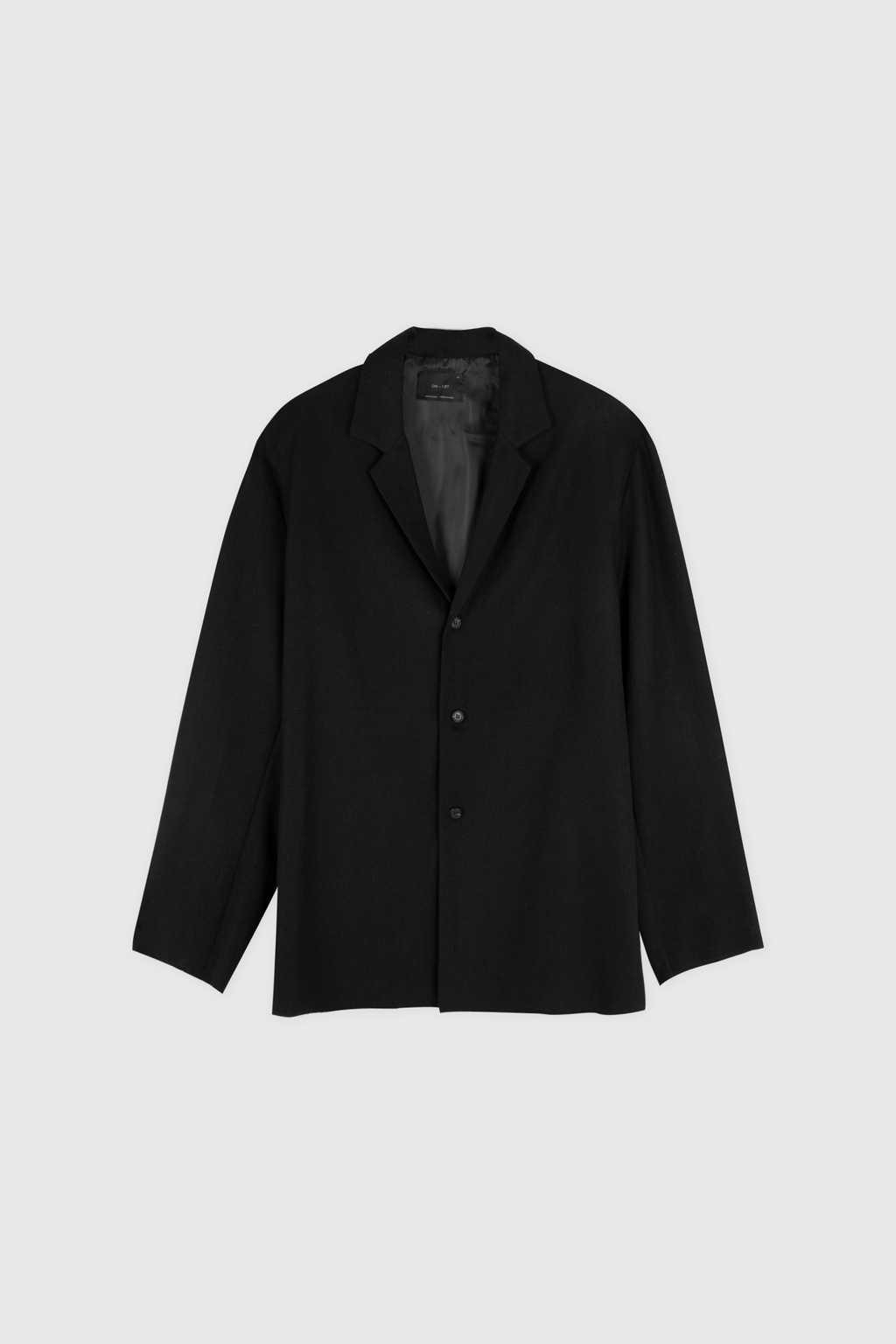 Jacket J002M Black 11