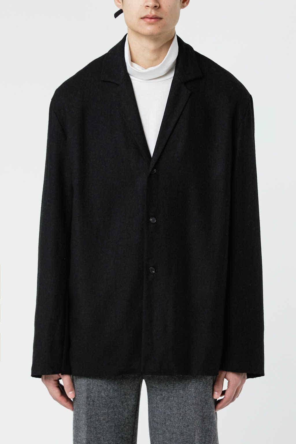 Jacket J002M Black 7
