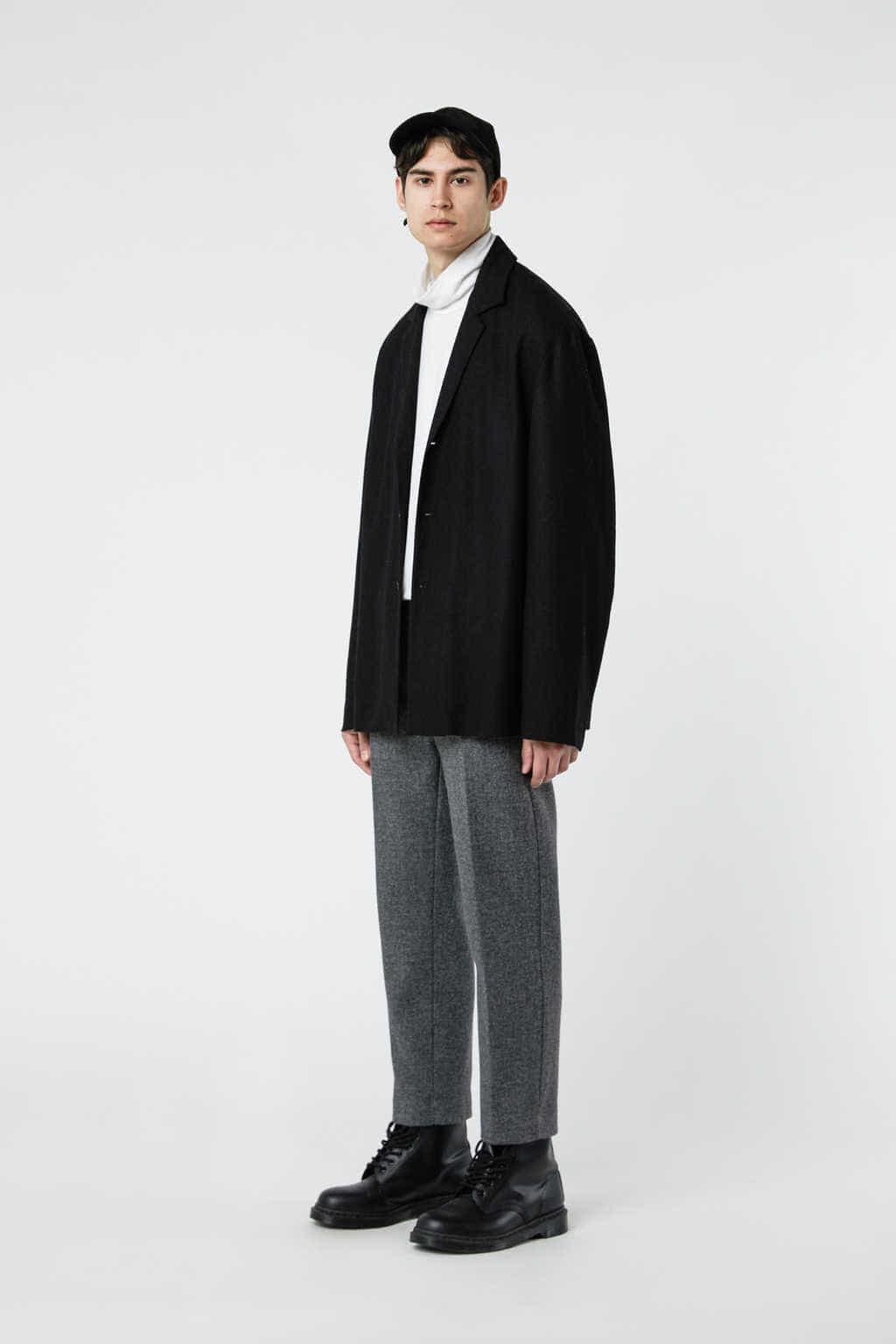 Jacket J002M Black 8