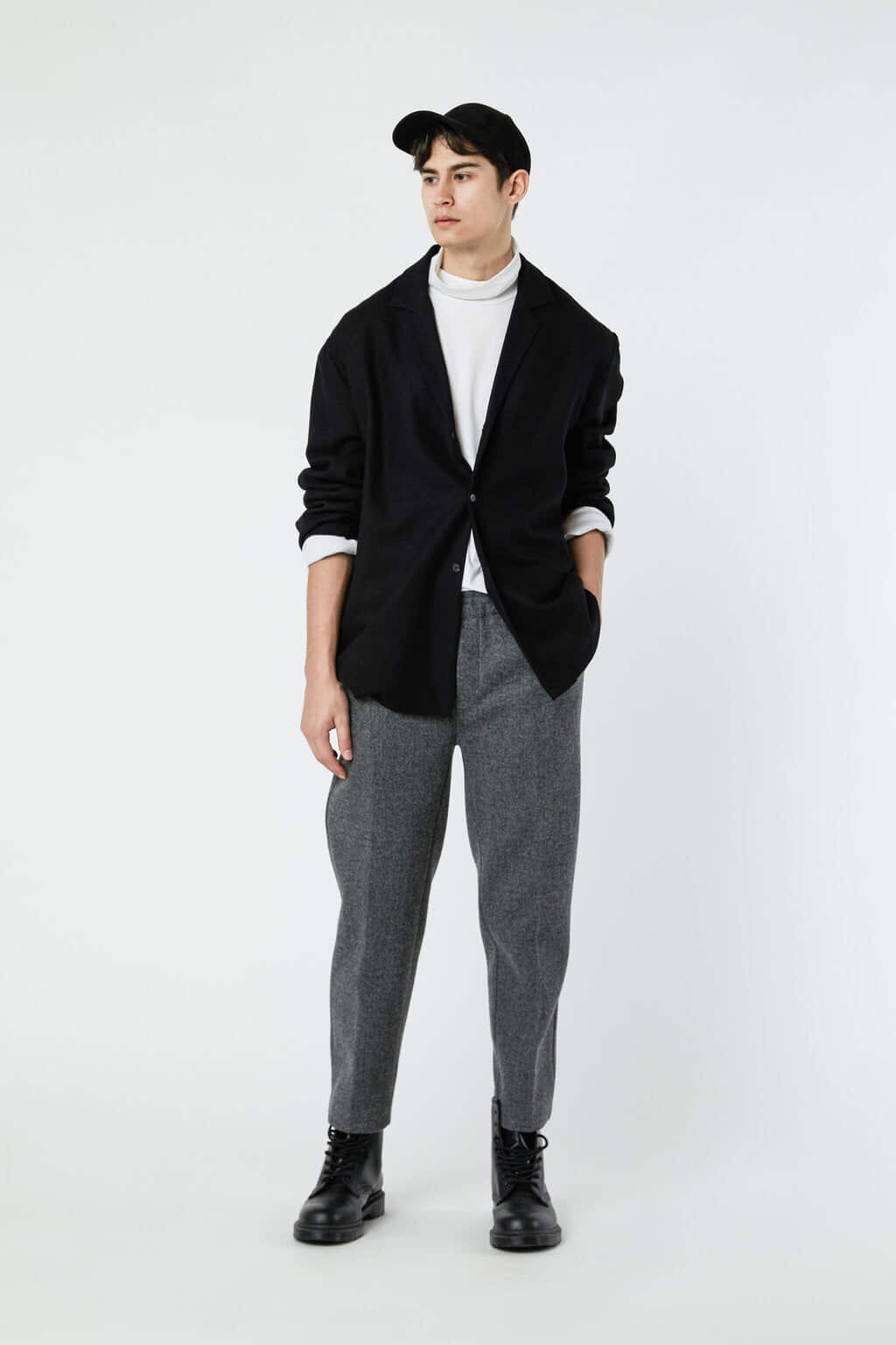 Jacket J002M Black 9