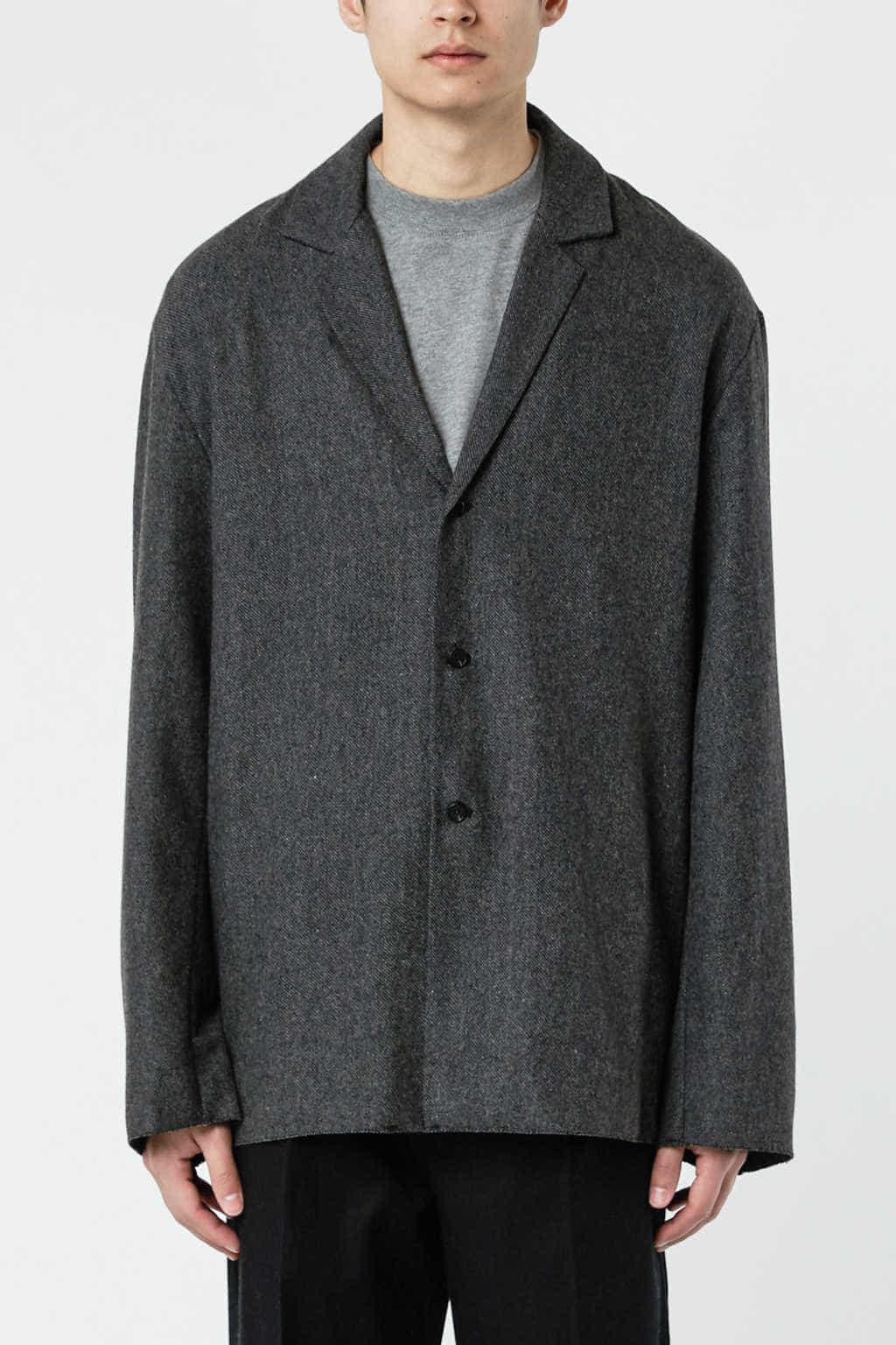 Jacket J002M Gray 1