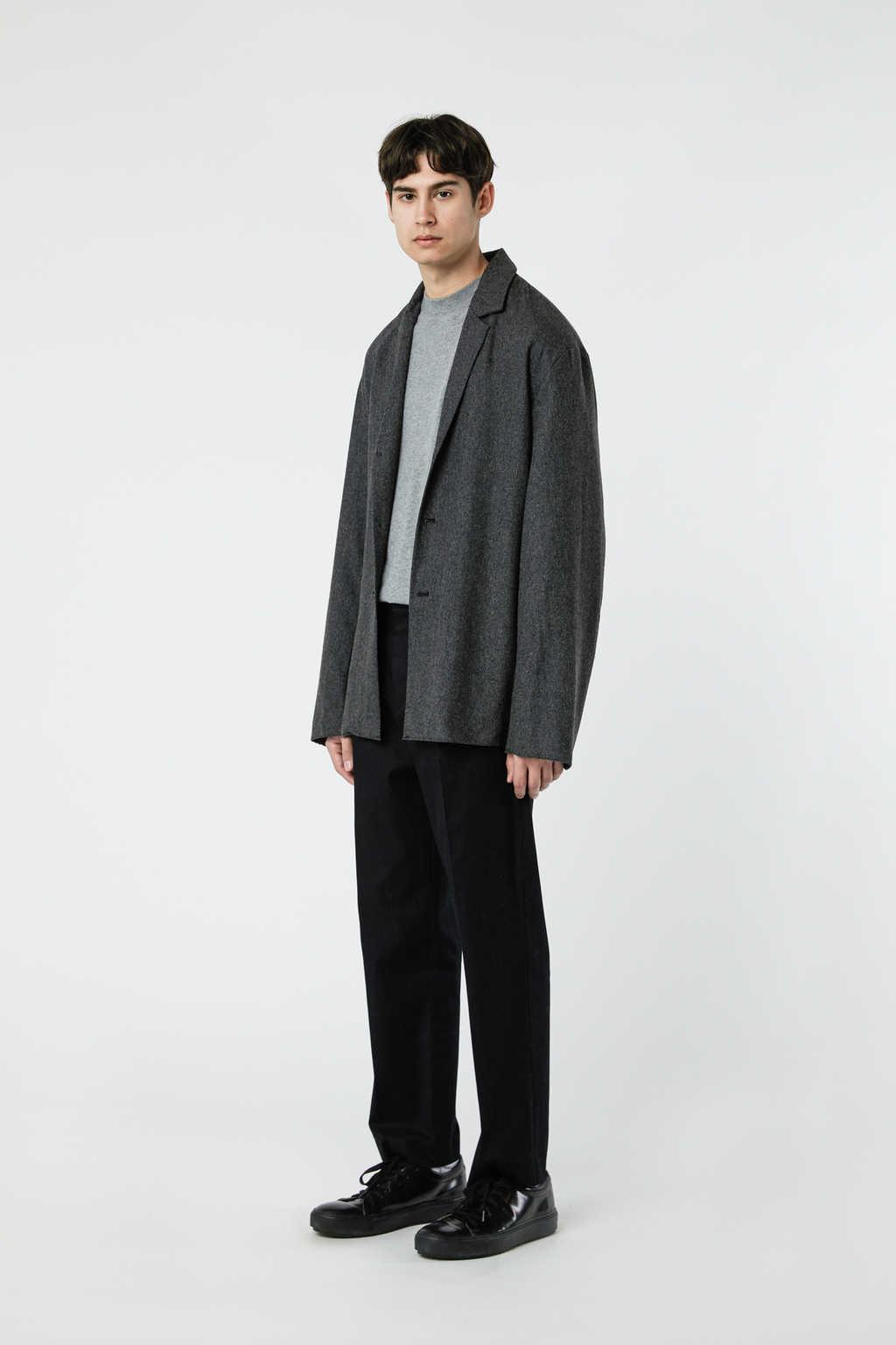 Jacket J002M Gray 2