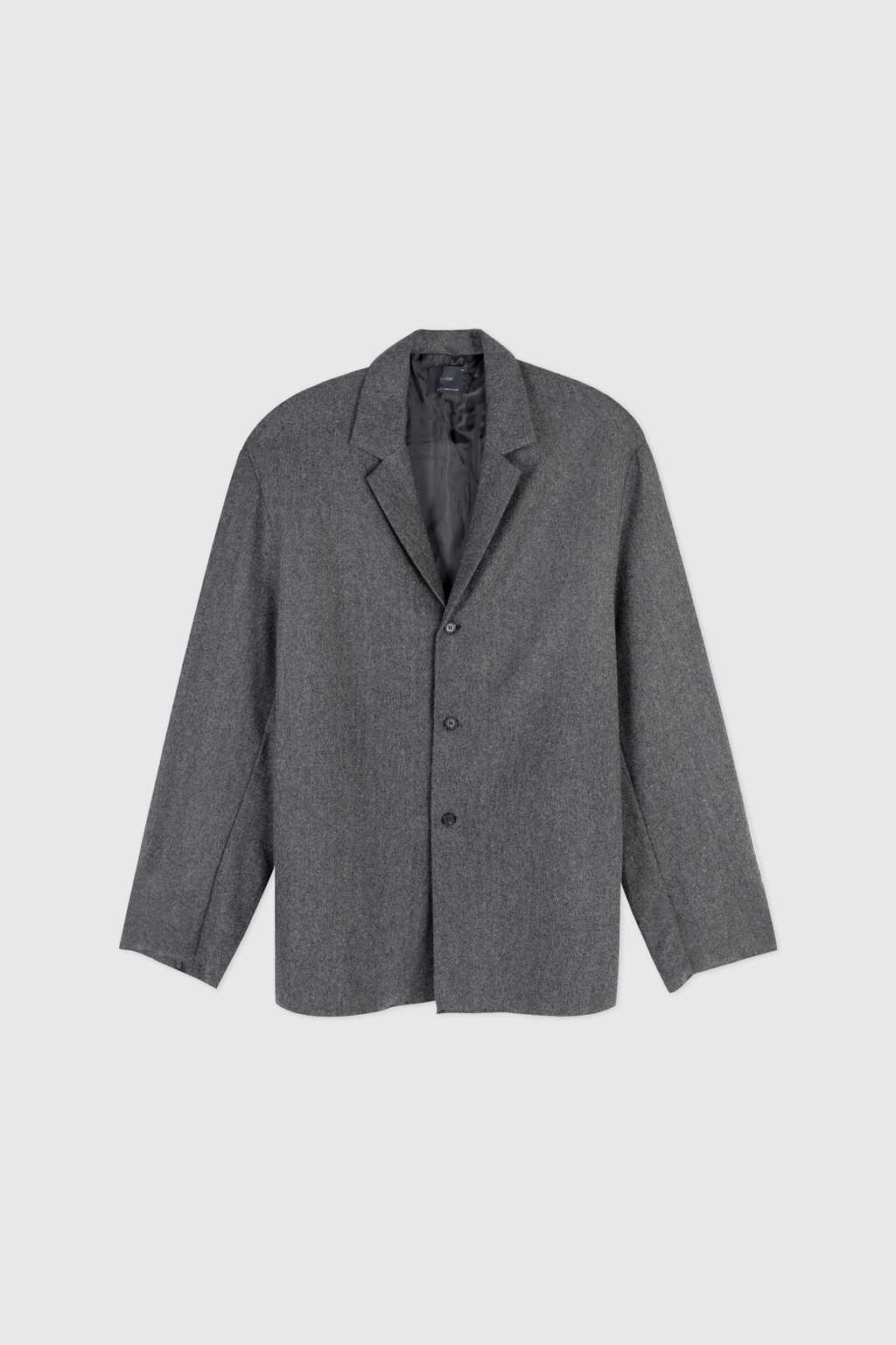 Jacket J002M Gray 4