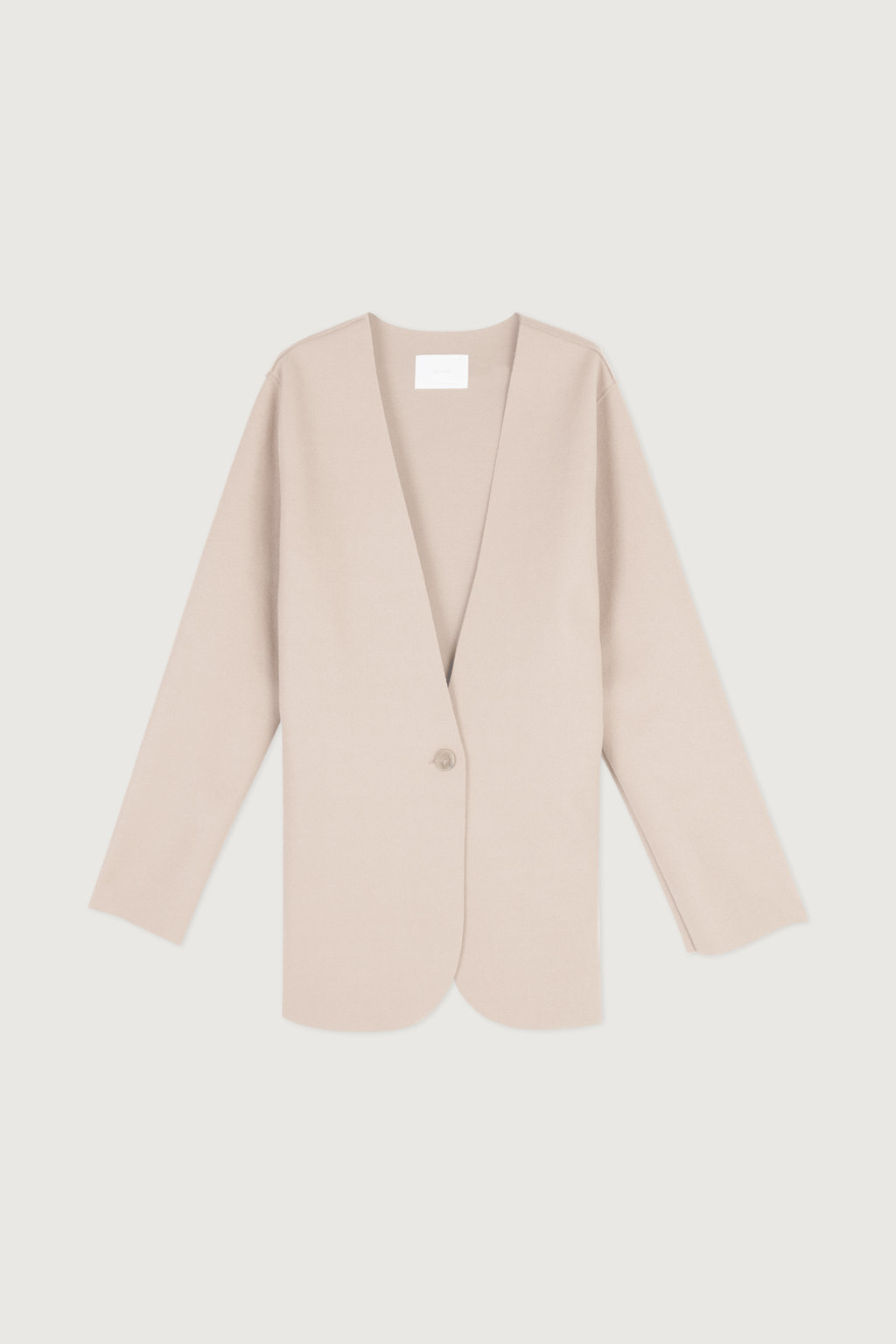 Jacket J009 Cream 5