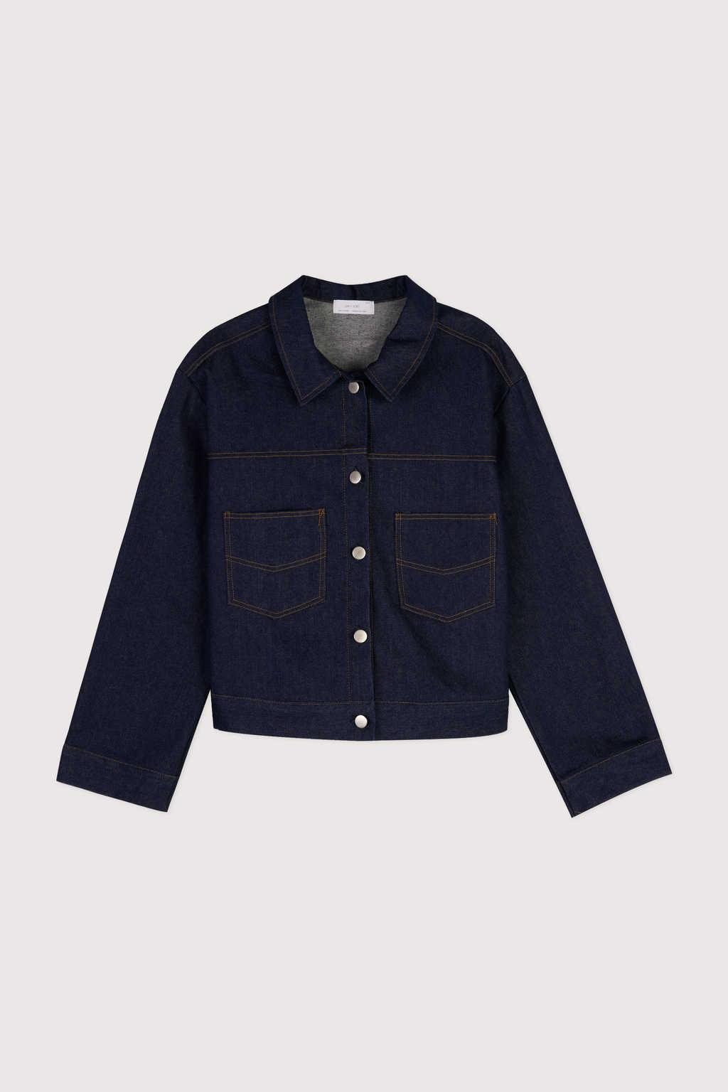 Jacket J010 Indigo 5