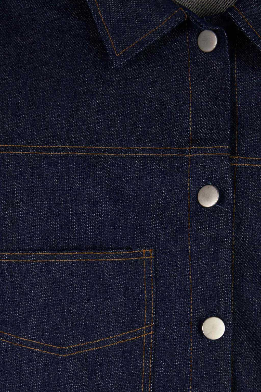 Jacket J010 Indigo 6
