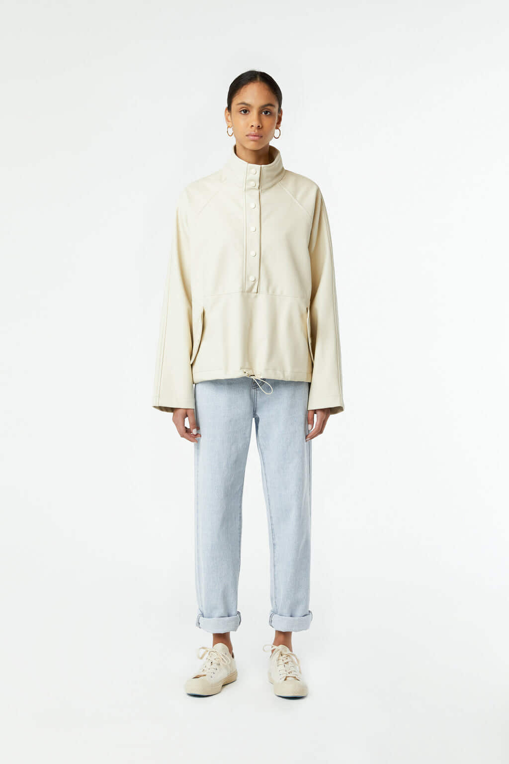 Jacket K001 Cream 2