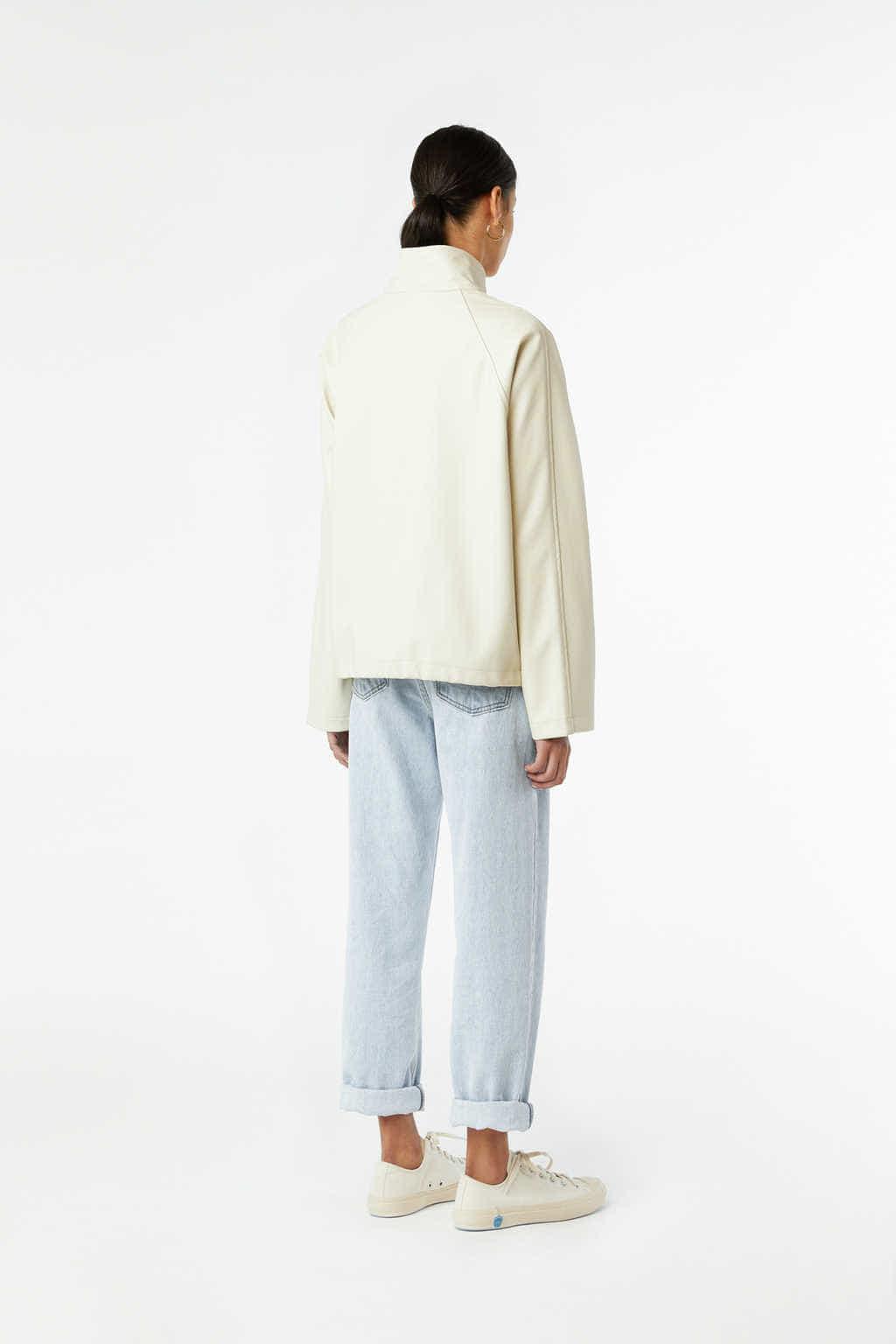 Jacket K001 Cream 4