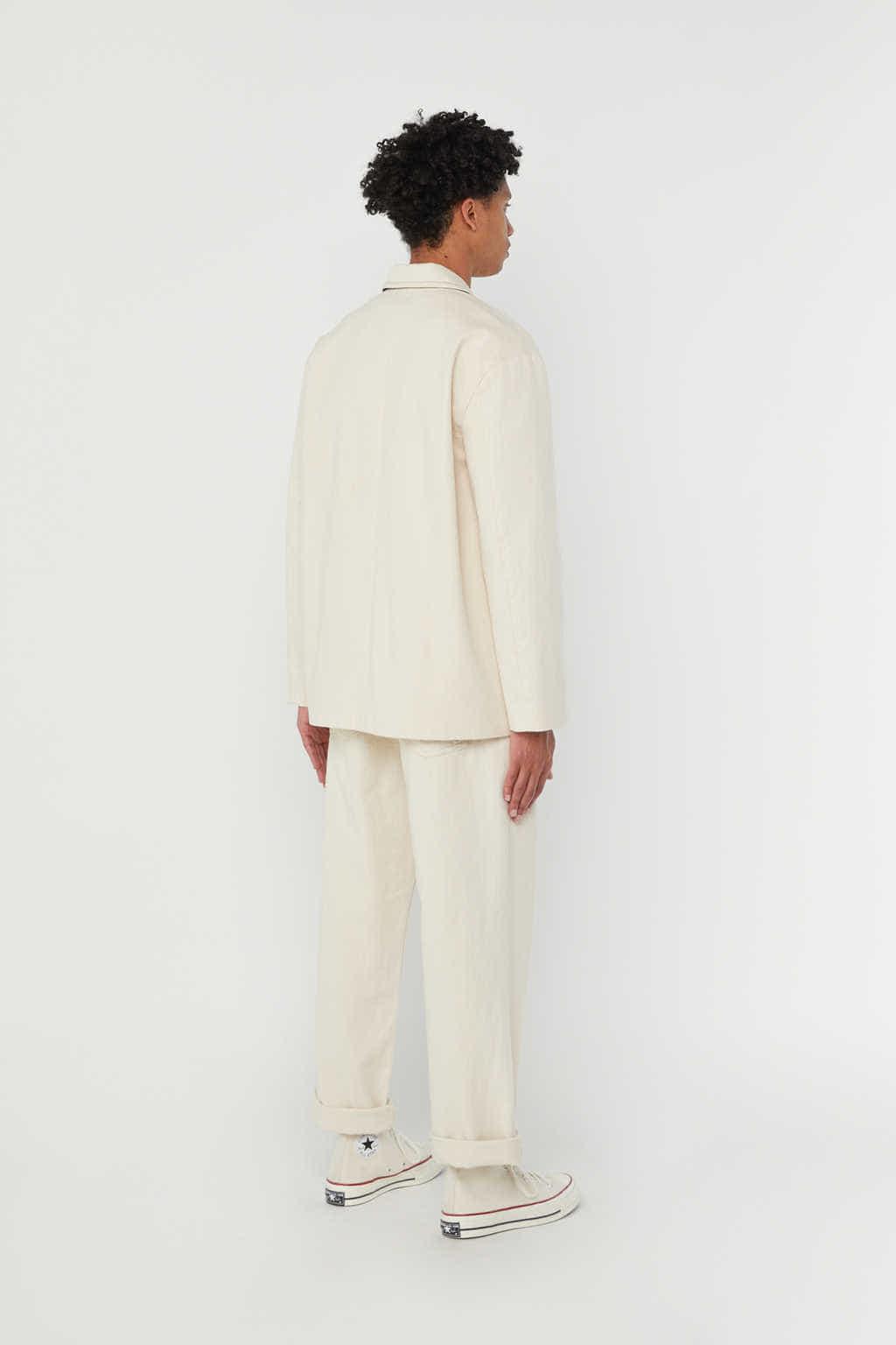 Jacket K002 Cream 4