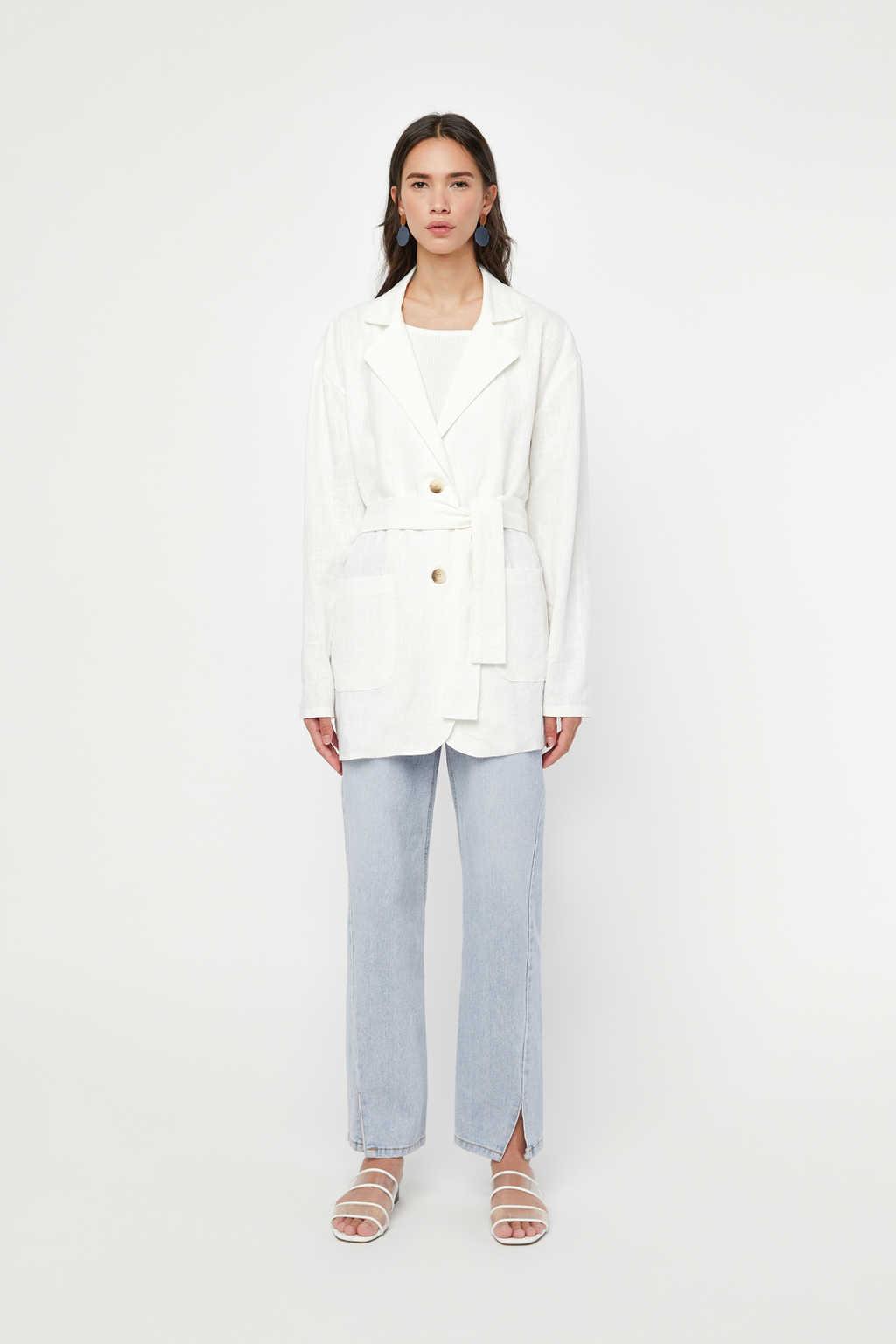 Jacket K019 Cream 2