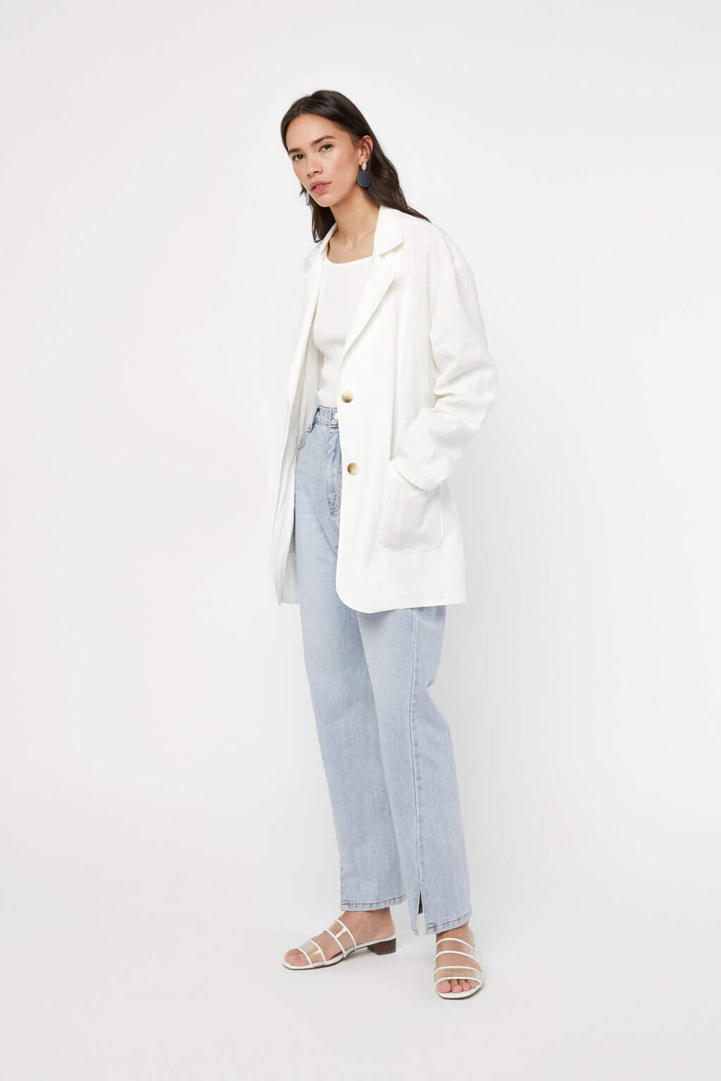 Jacket K019 Cream 4