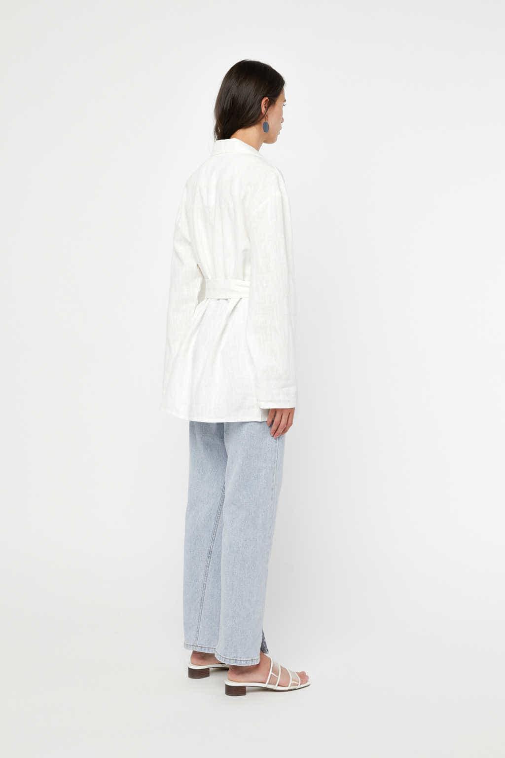 Jacket K019 Cream 5
