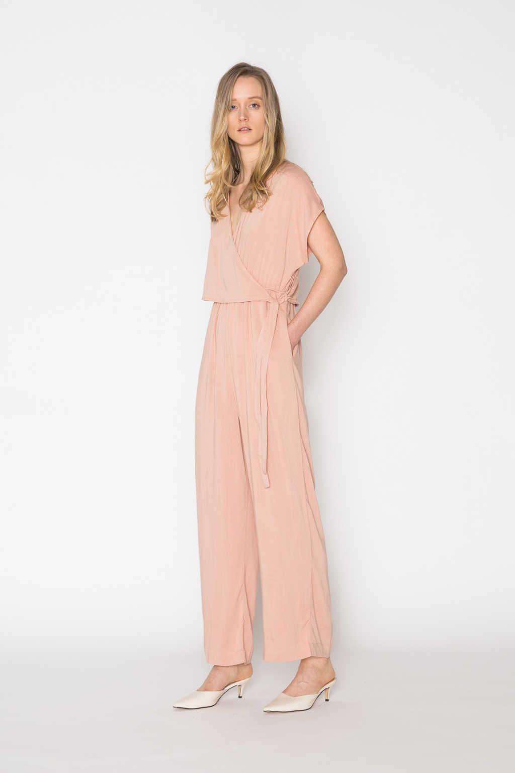 Jumpsuit 2150 Pink 1