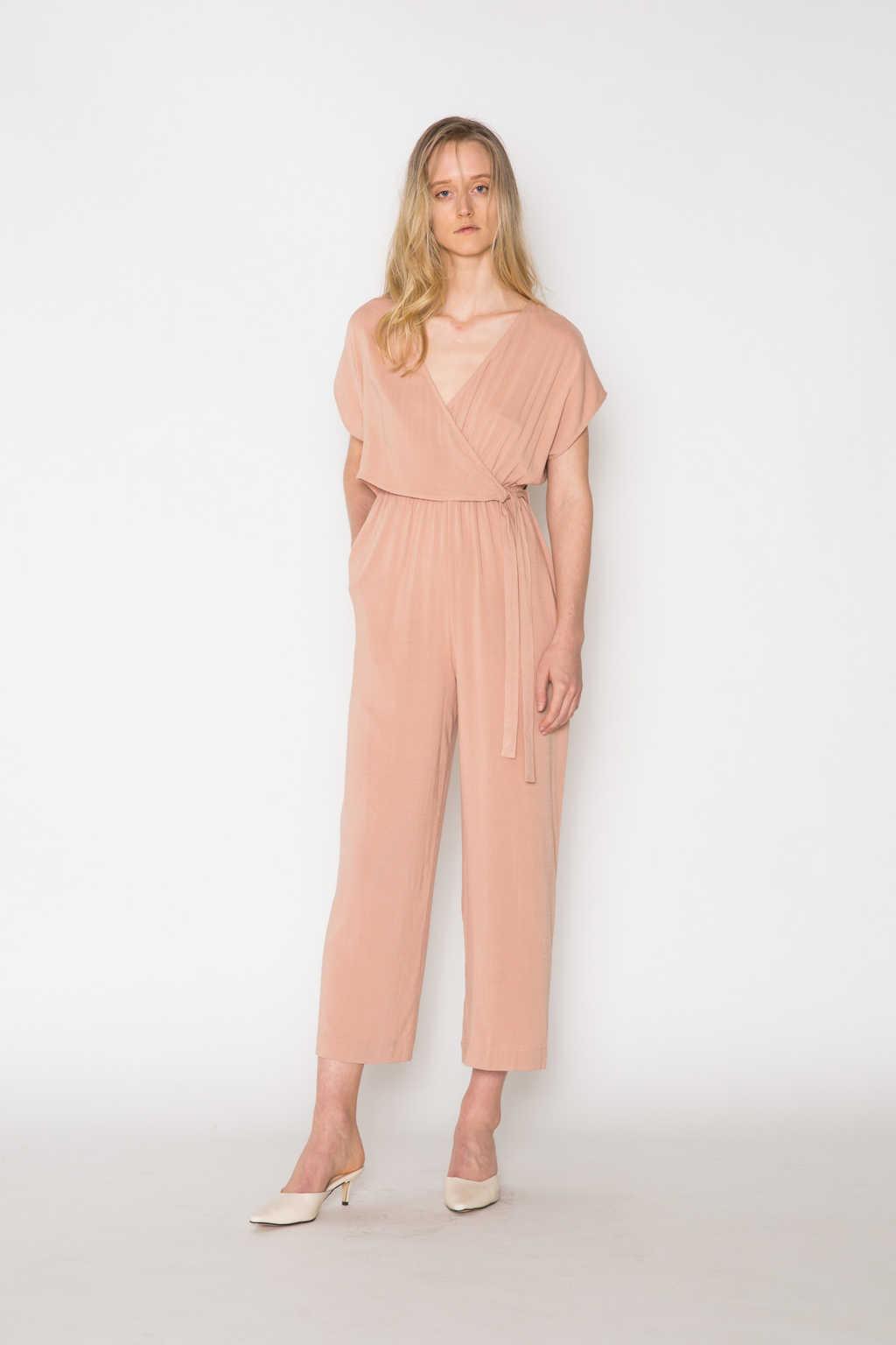 Jumpsuit 2150 Pink 3