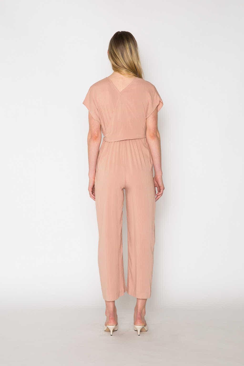 Jumpsuit 2150 Pink 4