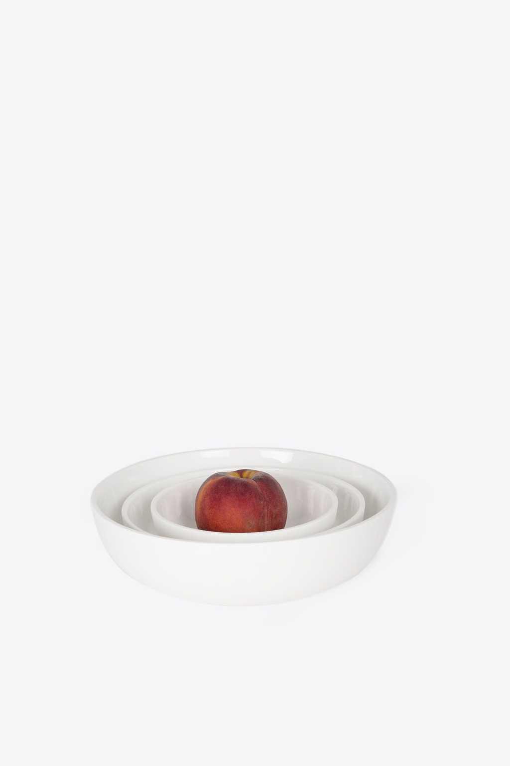Large Bowl 1872 White 2