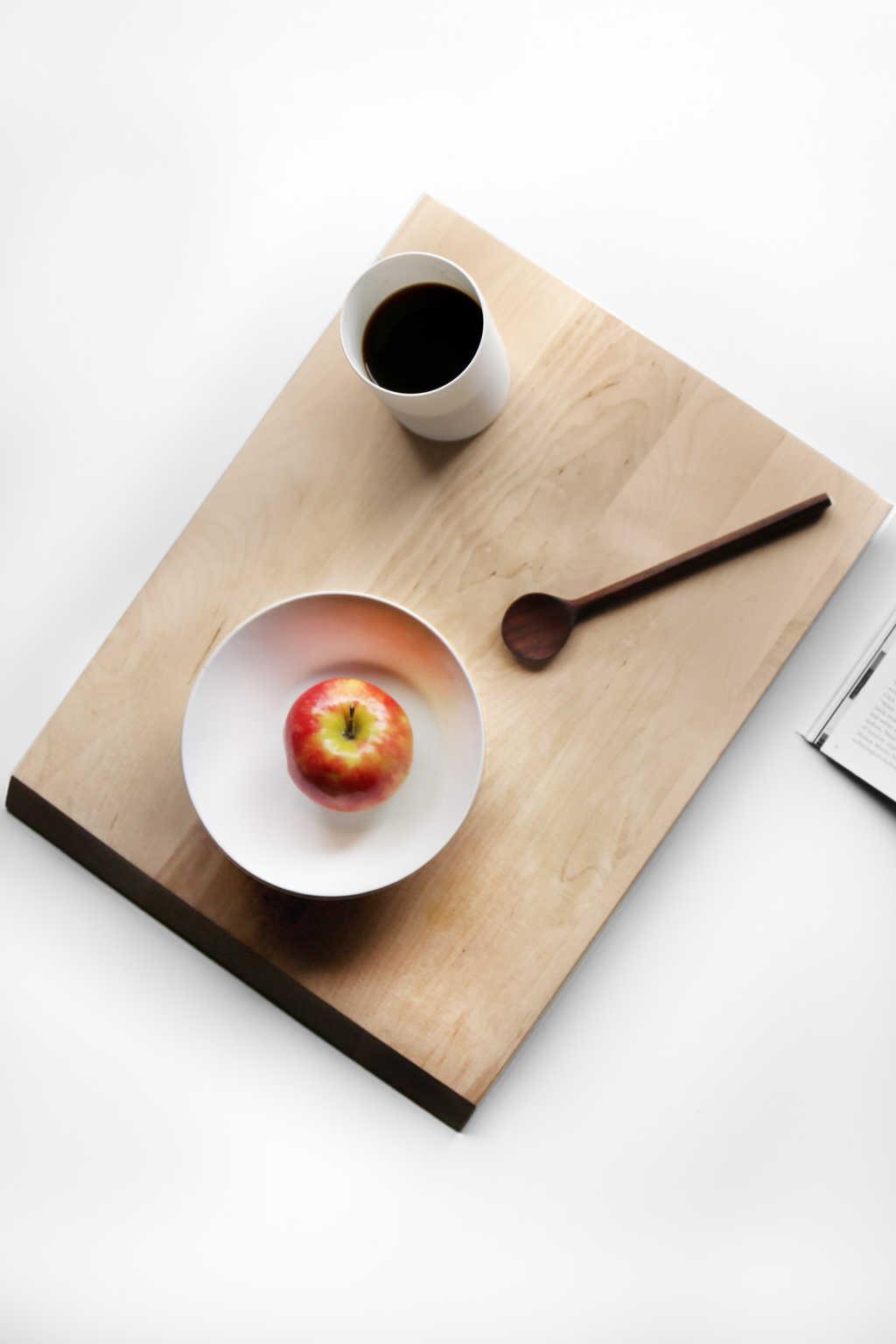 Large Cutting Board 1020 Brown 1