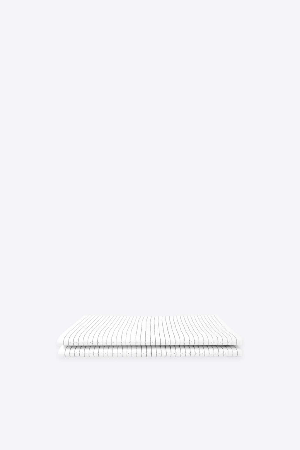 Lined Print Notebook 3306 White 2