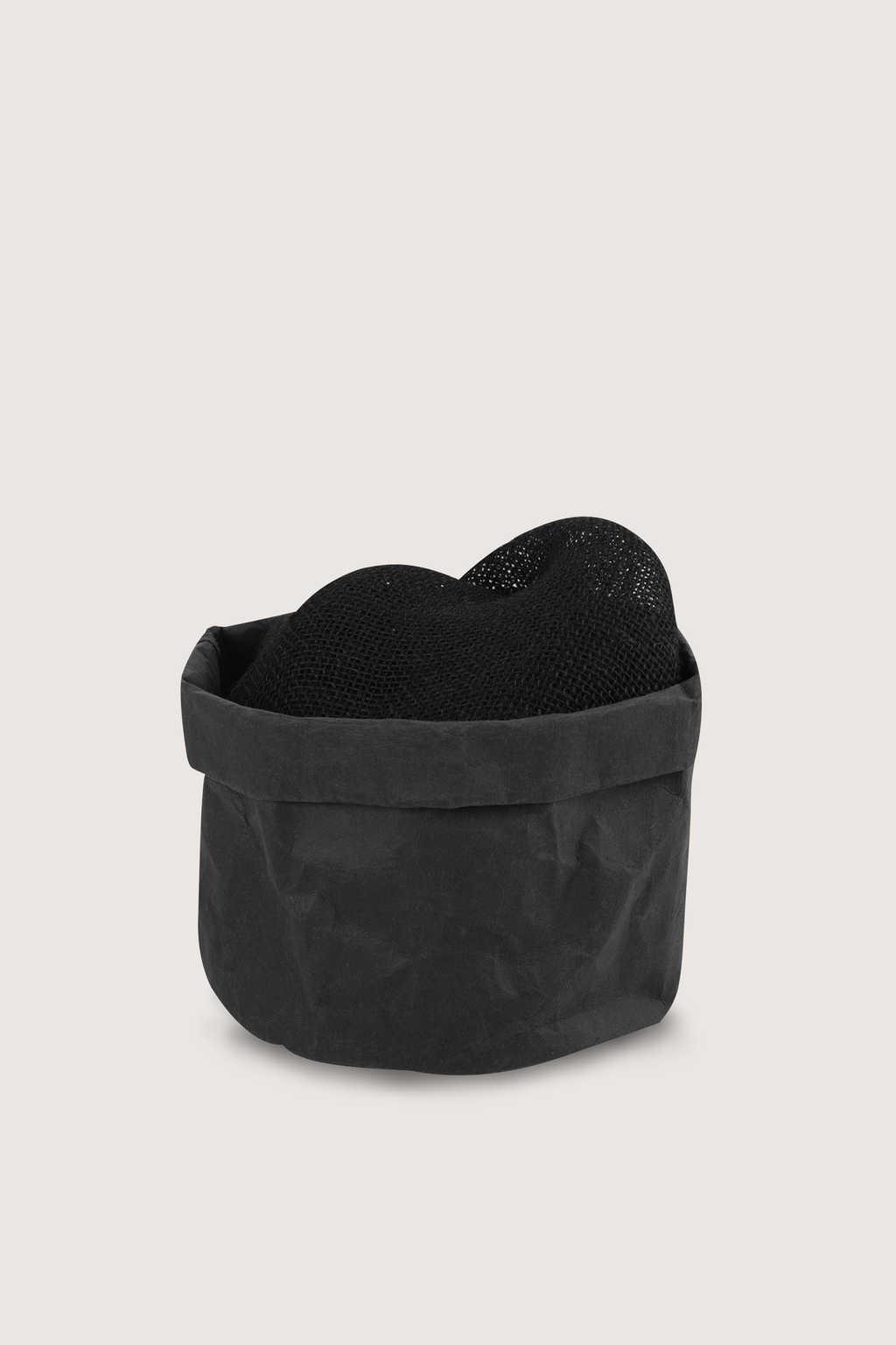 Medium Paper Bin 1025 Black 1