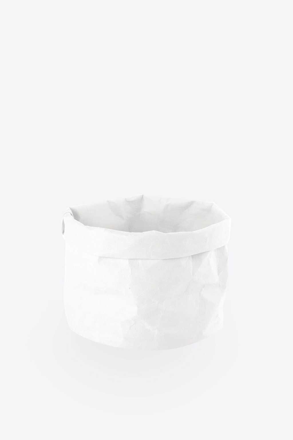 Medium Paper Bin 1025 White 2