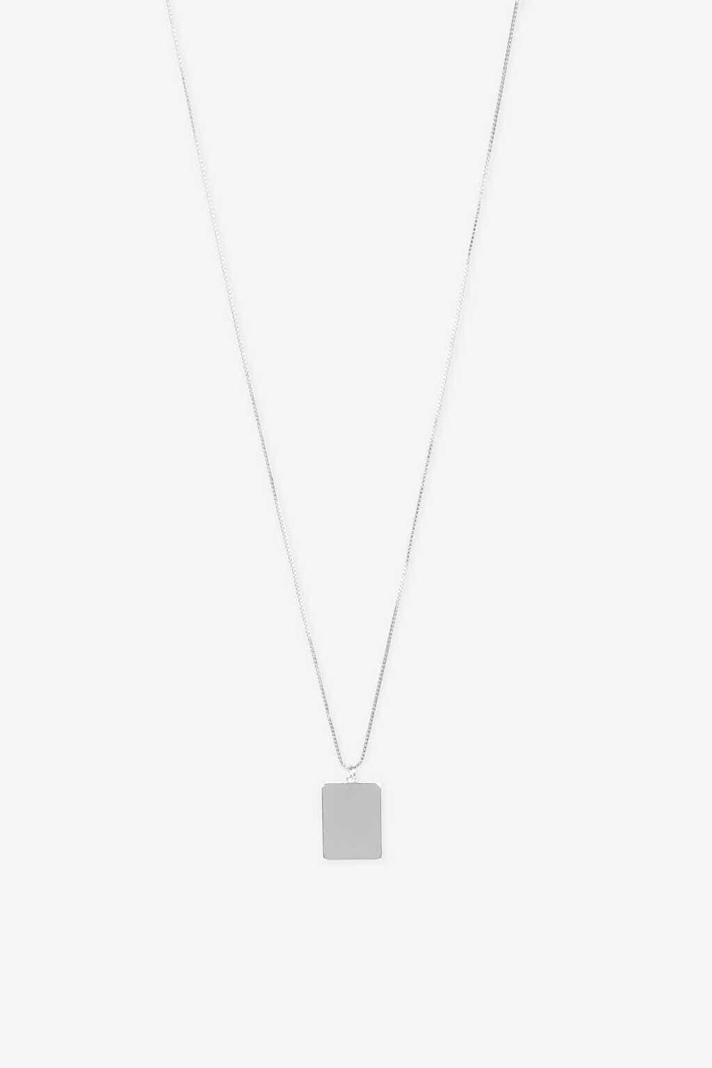 Necklace 3111 Silver 3
