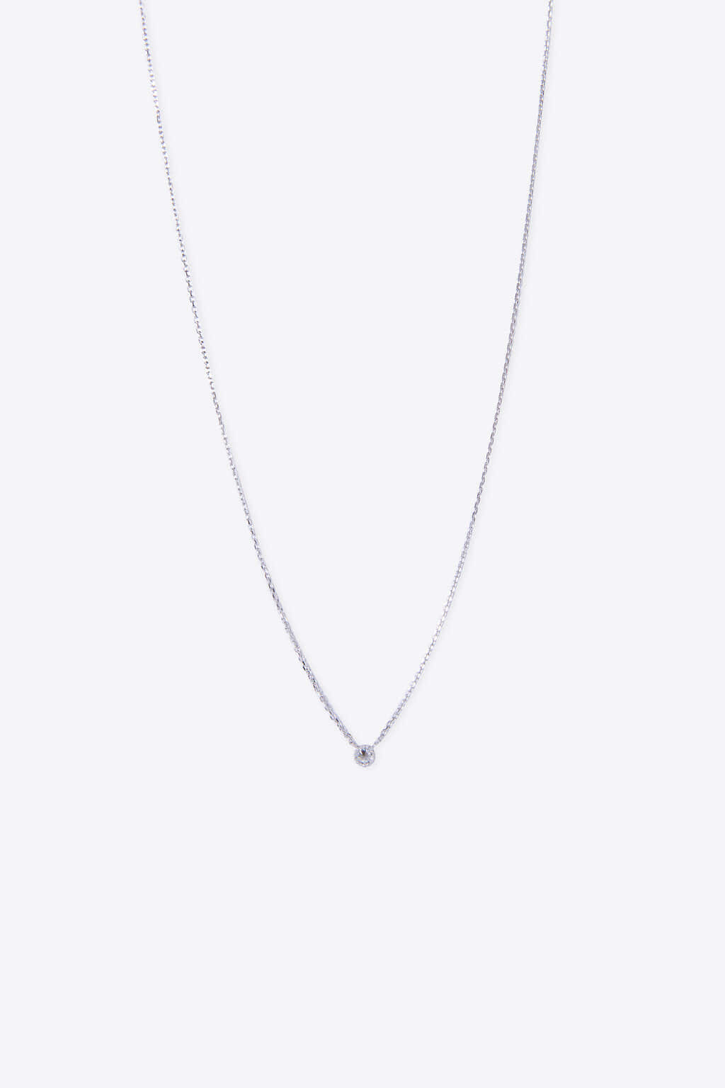Necklace H057 Silver 2