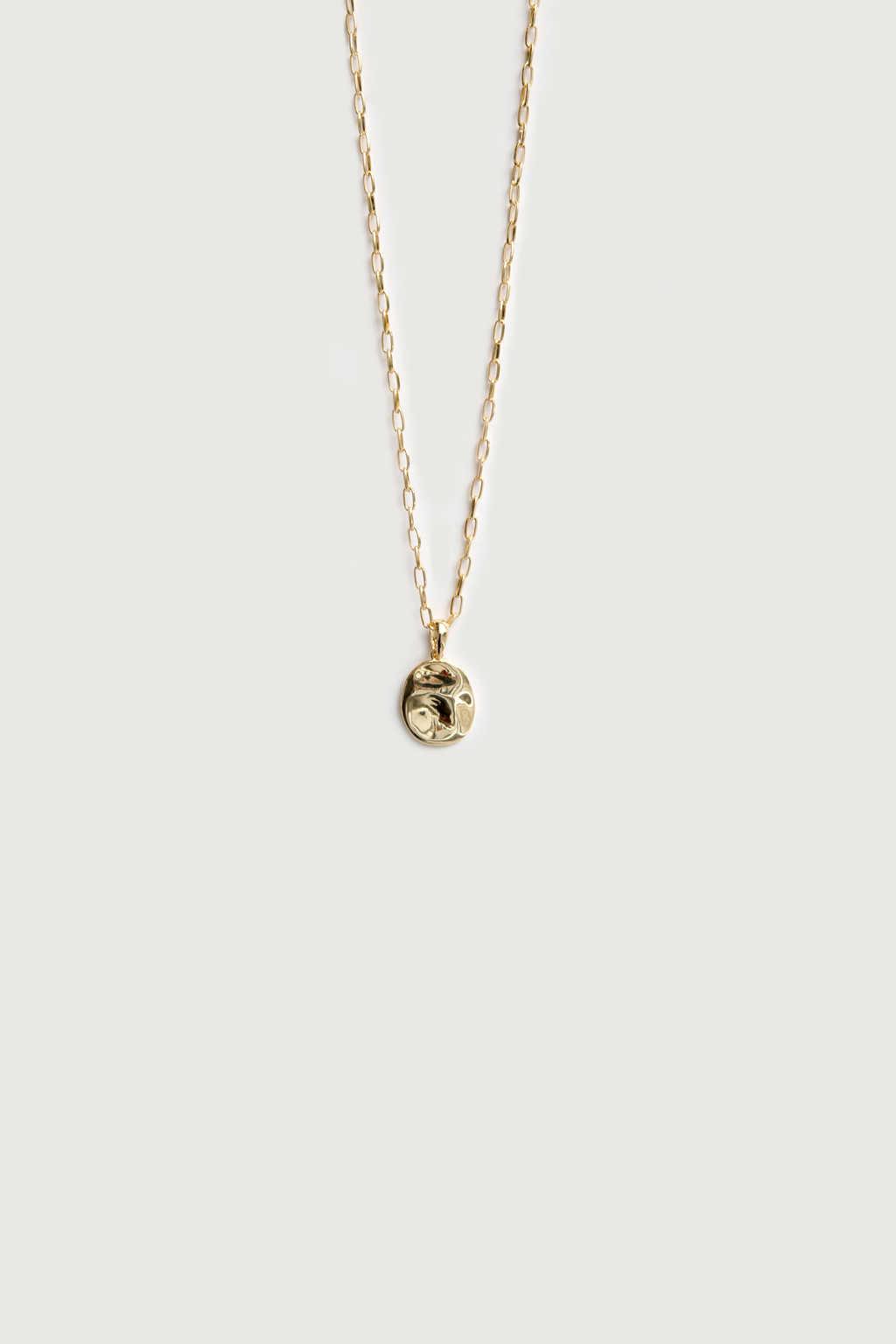 Necklace K004 Gold 2