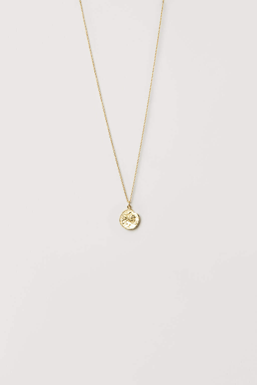 Necklace K005 Gold 1