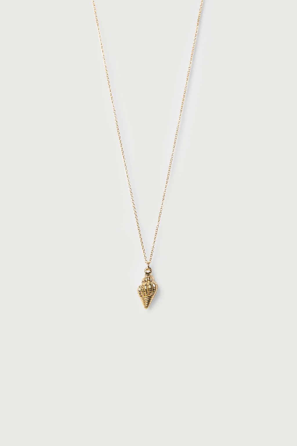 Necklace K007 Gold 2