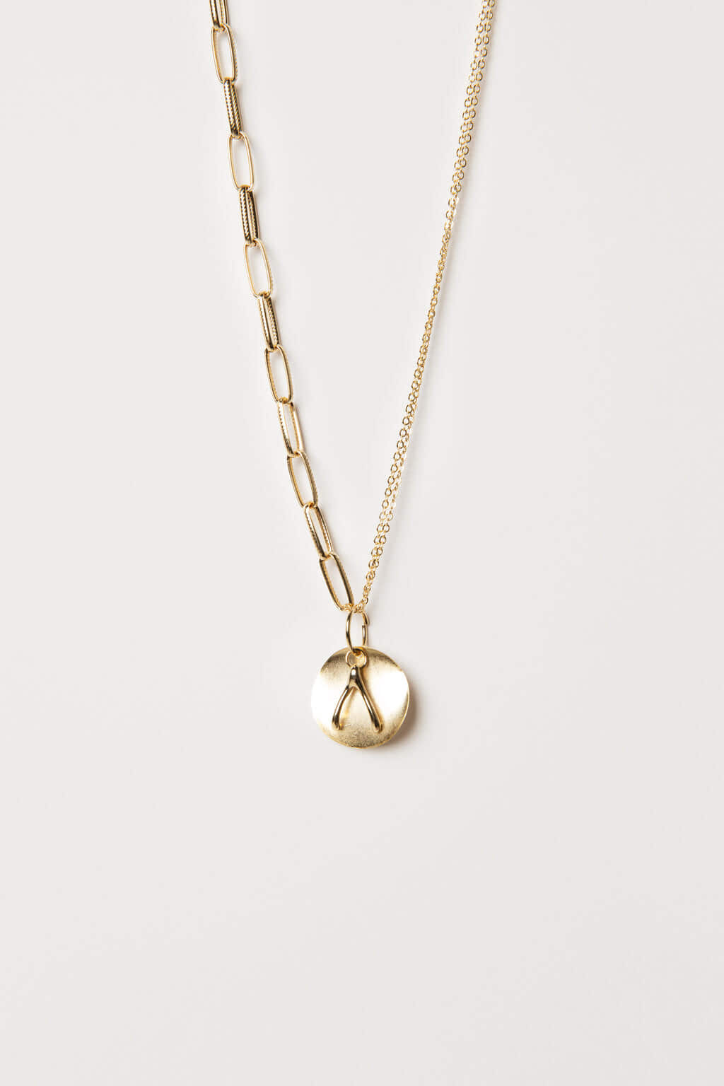 Necklace K009 Gold 2