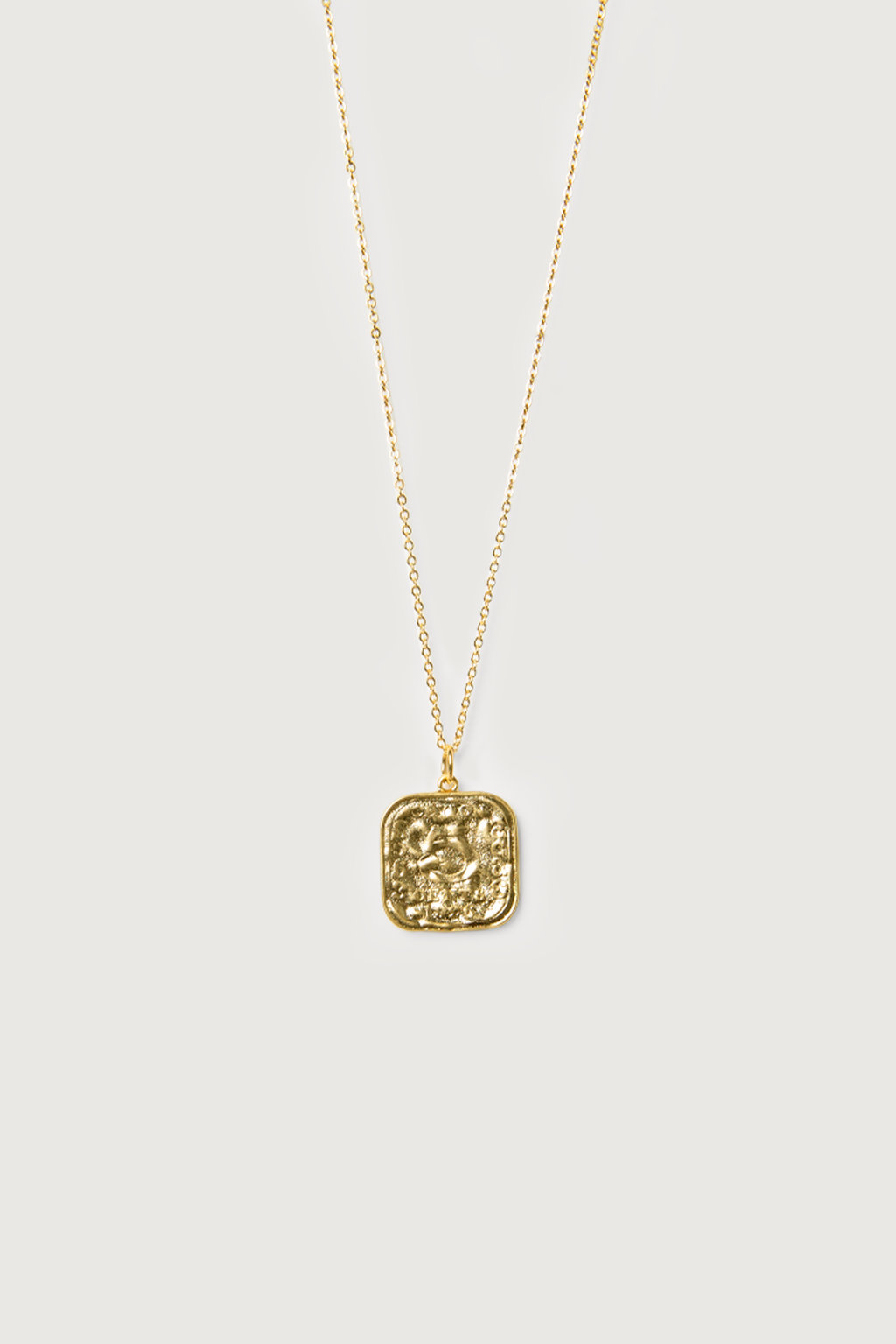 Necklace K010 Gold 2