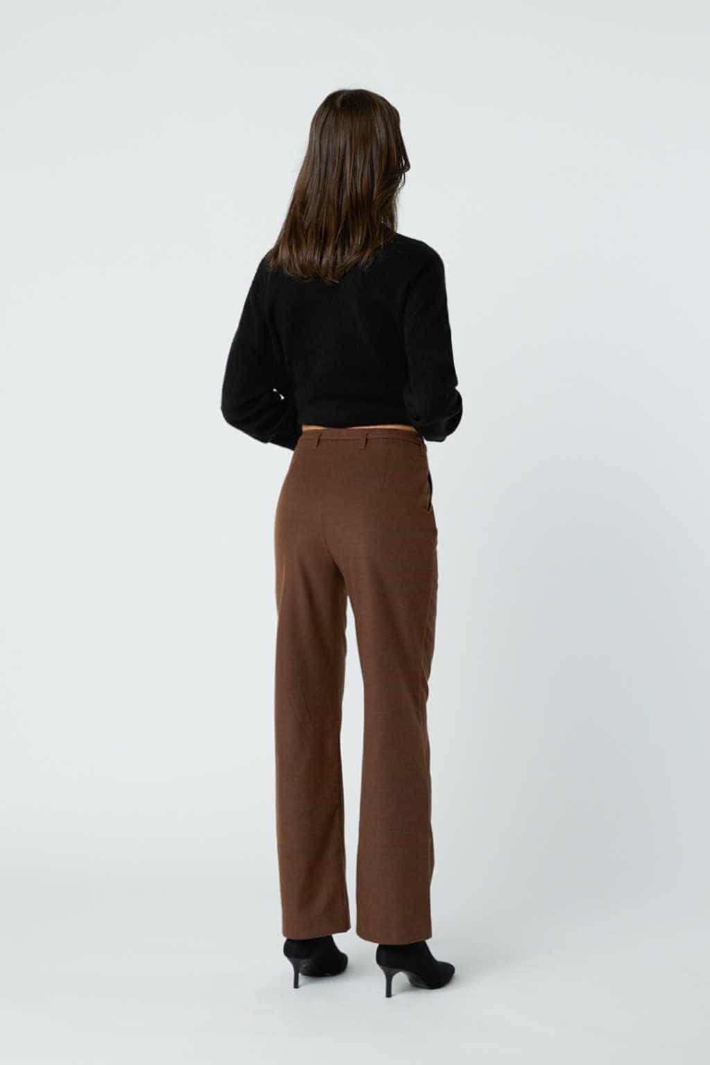 Pant 2695 Brown 4