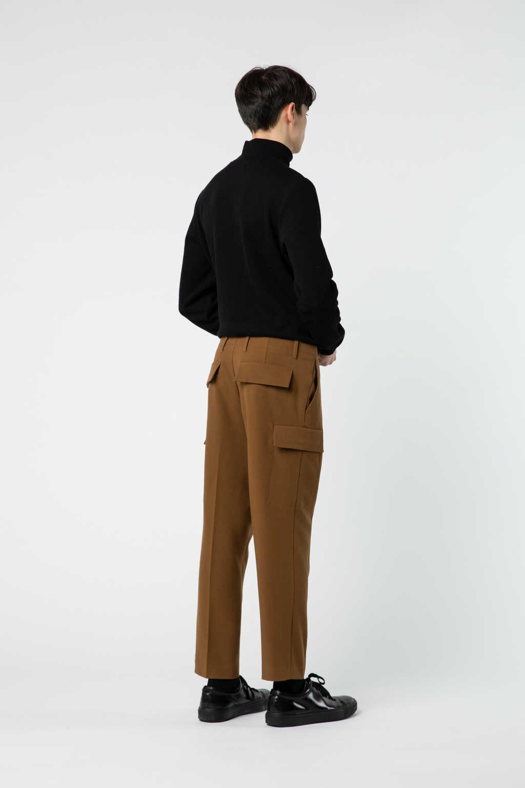 Pant 2754 Brown 4