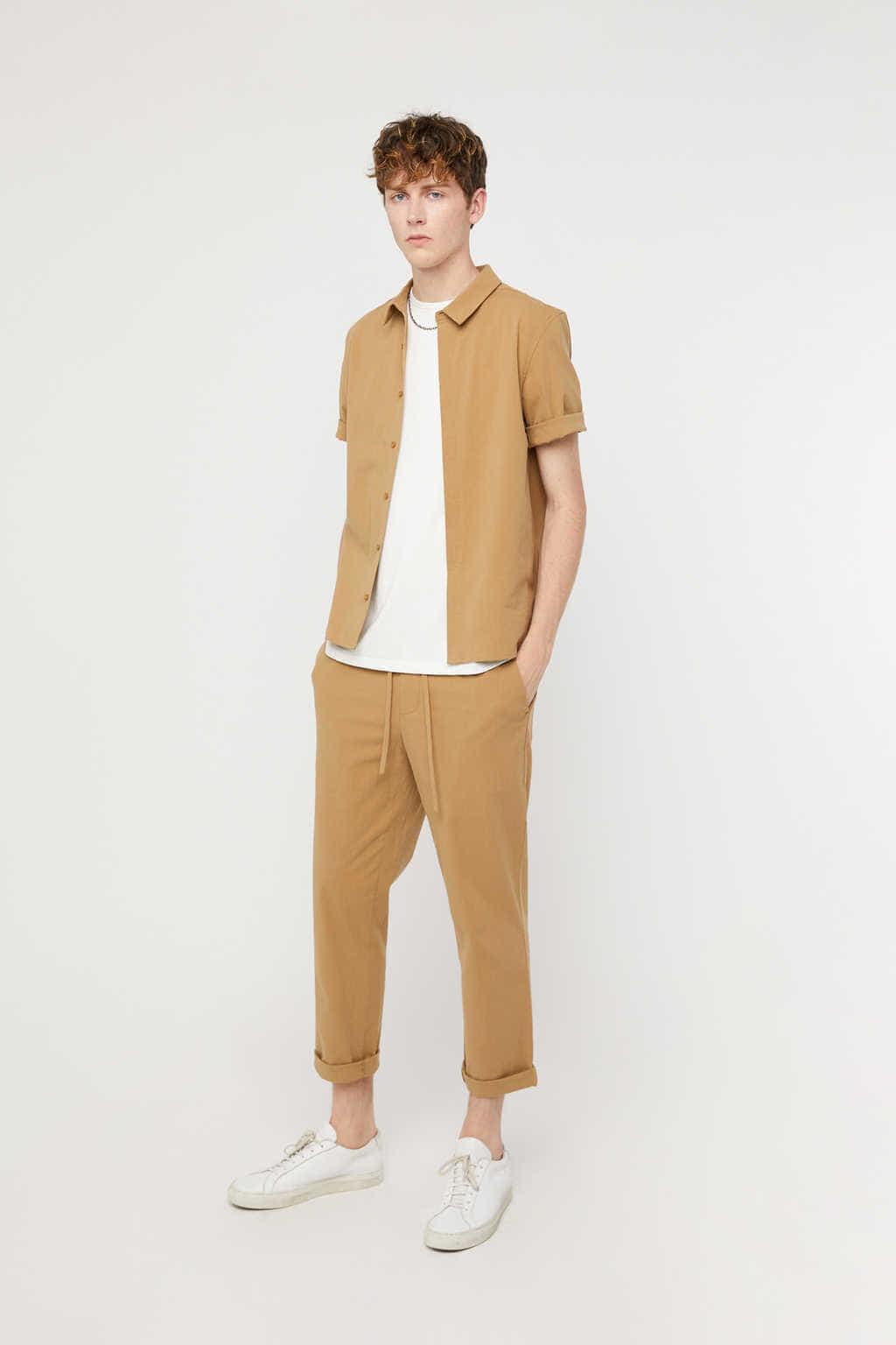 Pant 3193 Camel 2