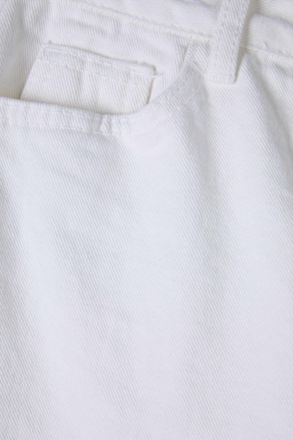 Pant J009 White 6