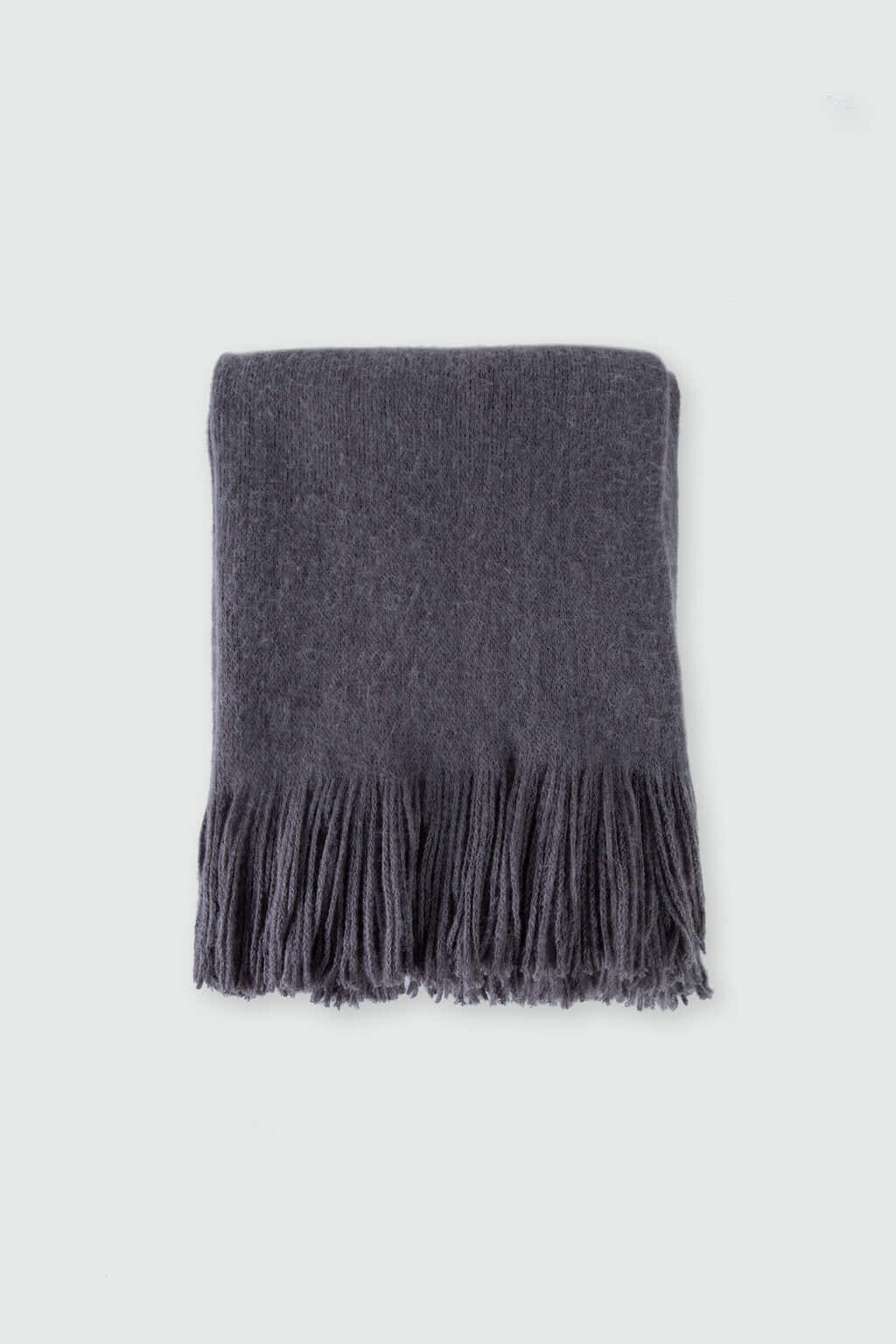 Scarf J001 Dark Gray 8