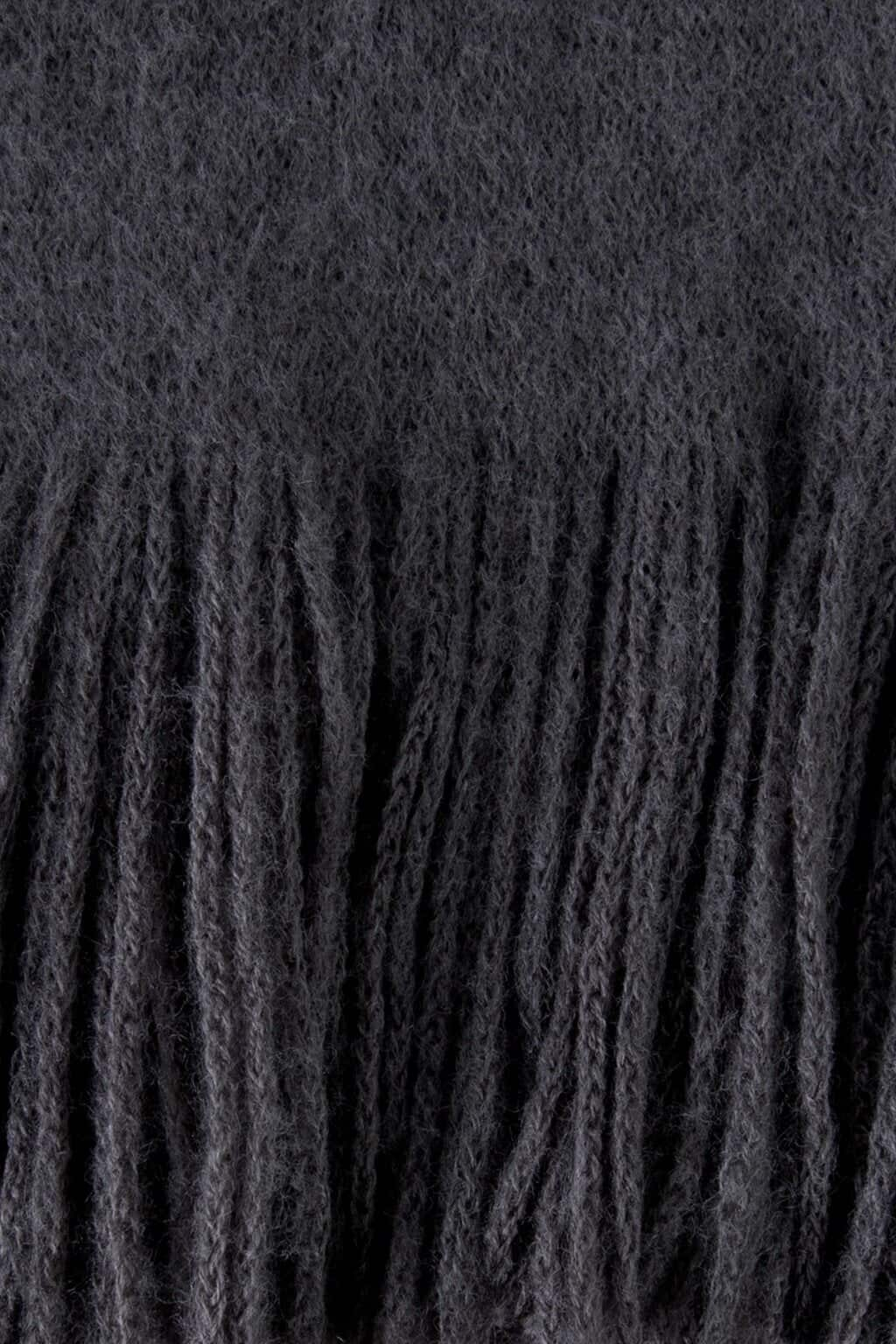 Scarf J001 Dark Gray 9