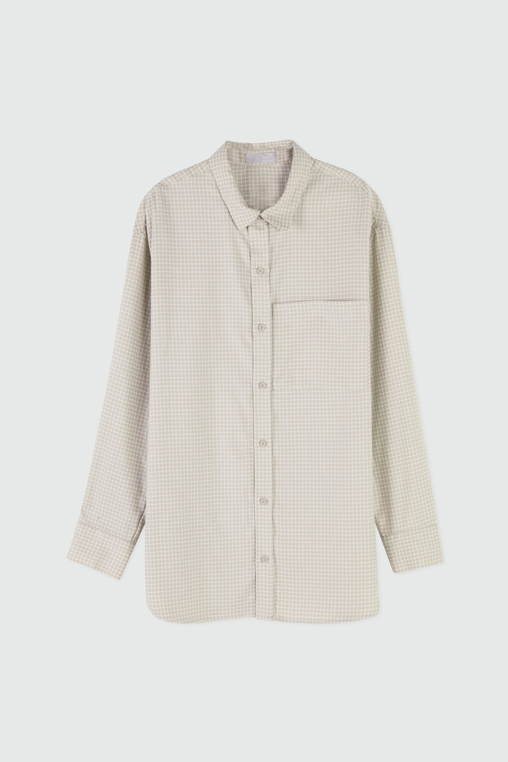 Shirt 3374 Beige Check 5