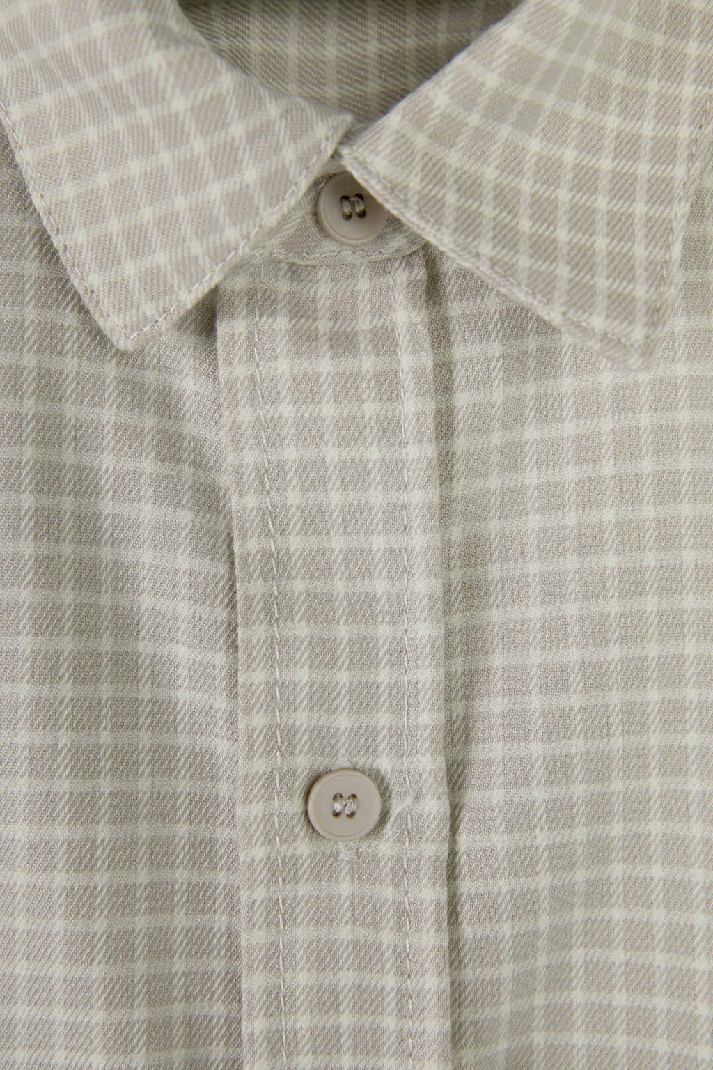 Shirt 3374 Beige Check 6