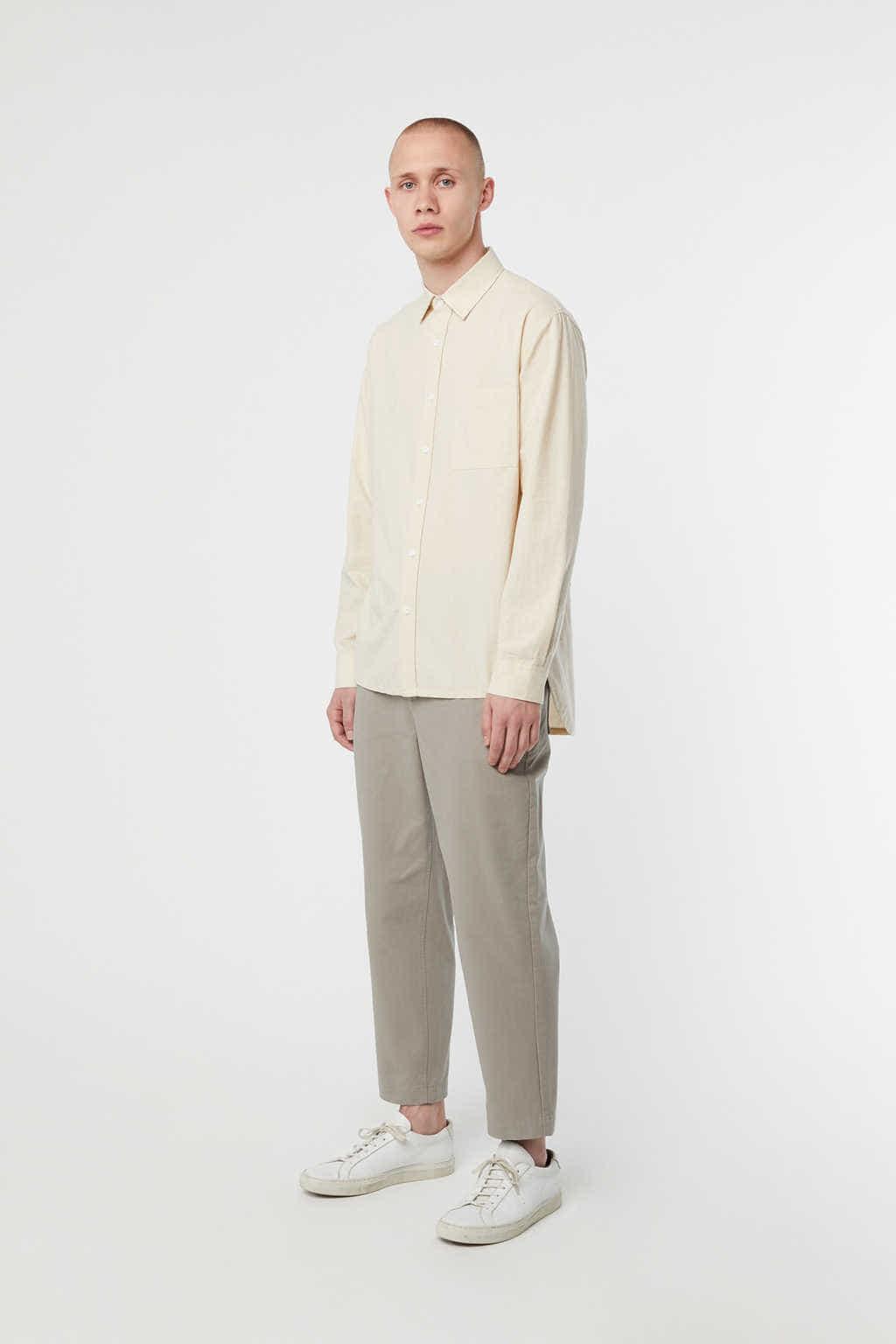 Shirt K001 Cream 3