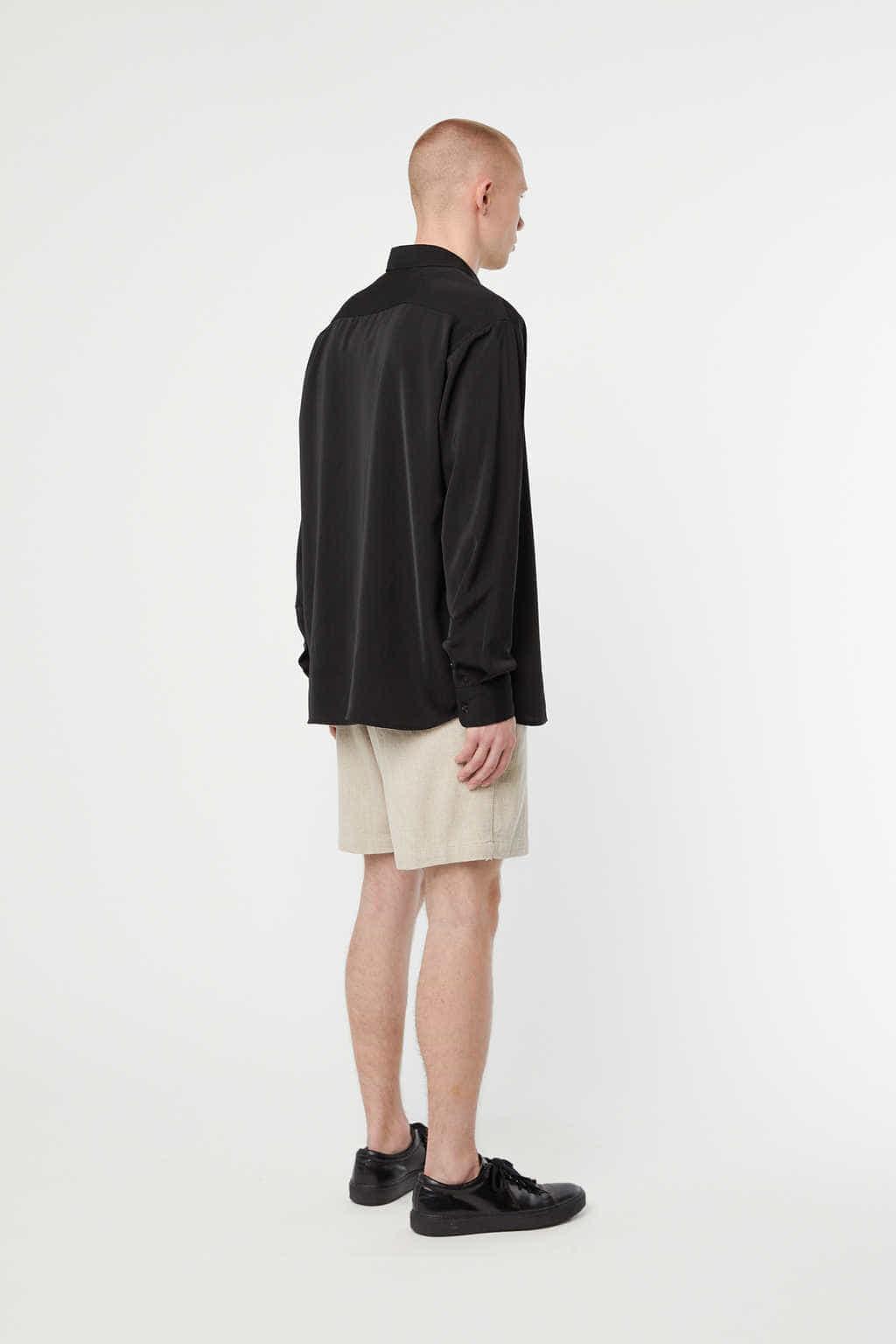 Shirt K002 Black 4