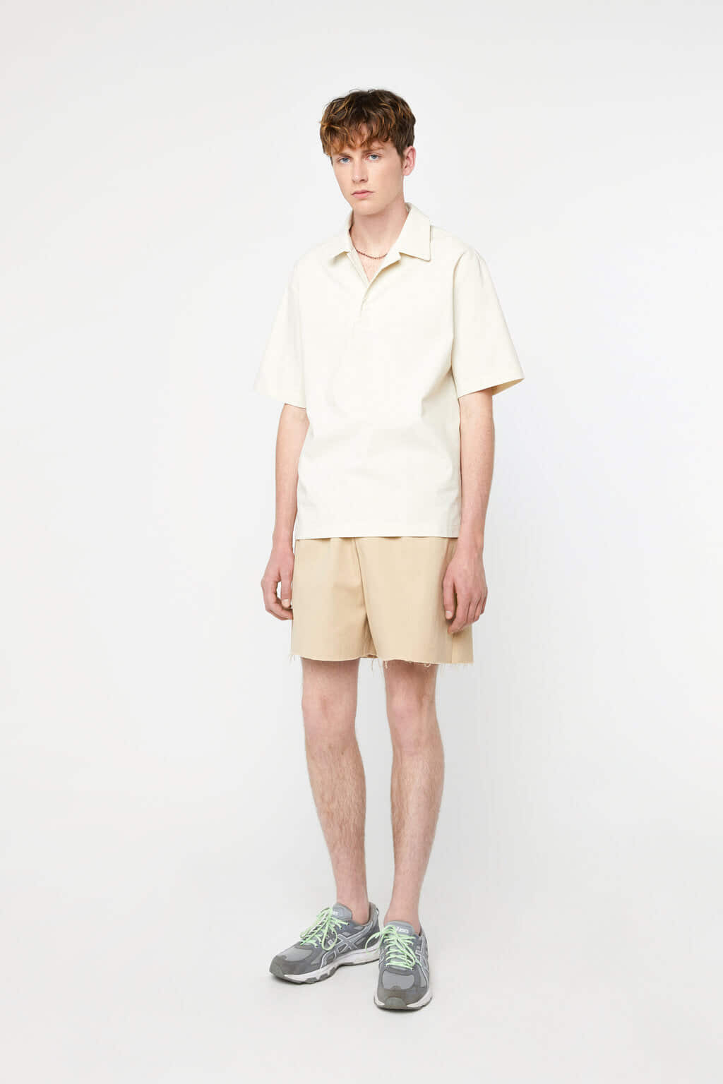Shirt K003 Beige 2
