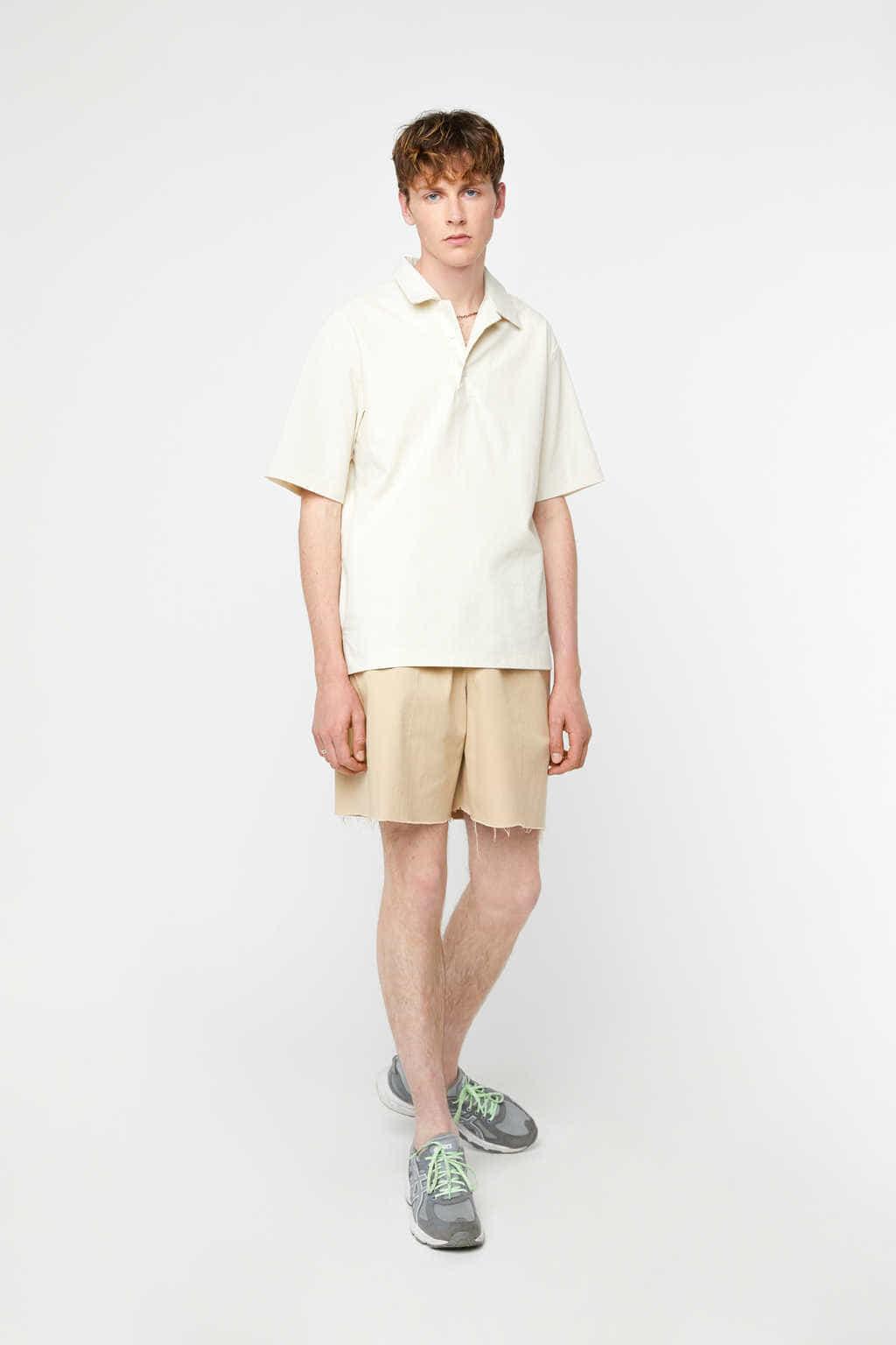 Shirt K003 Beige 3