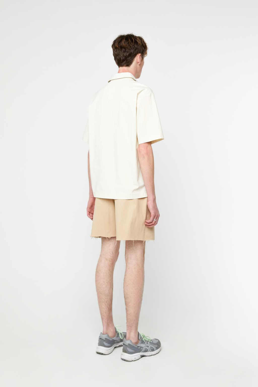 Shirt K003 Beige 4