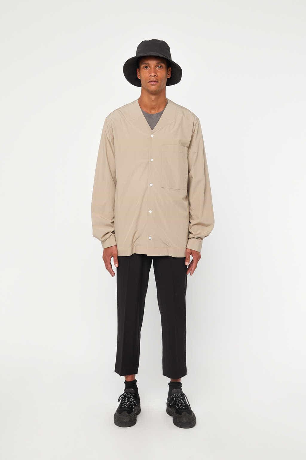 Shirt K008 Beige 4