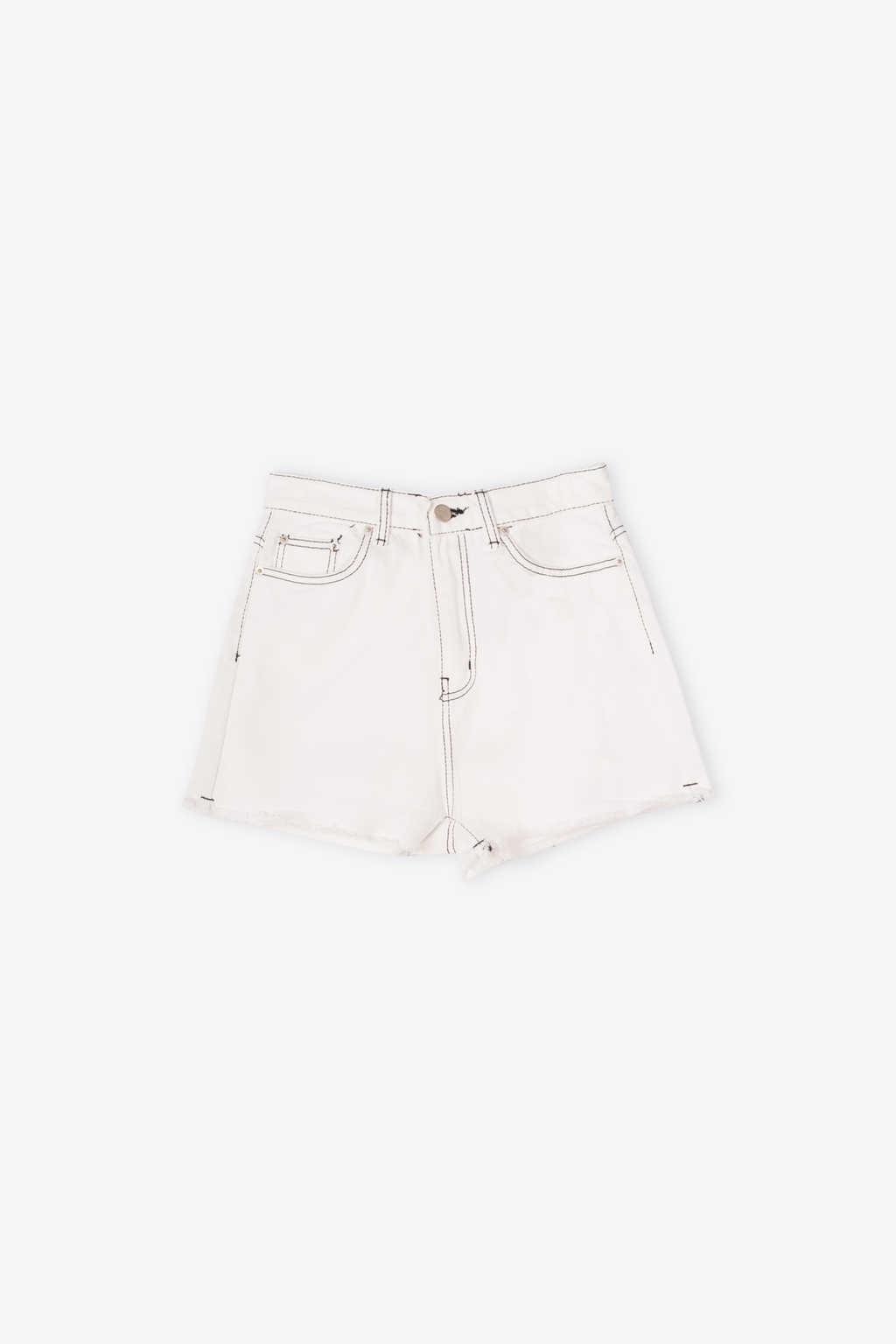 Short H052 Cream 7