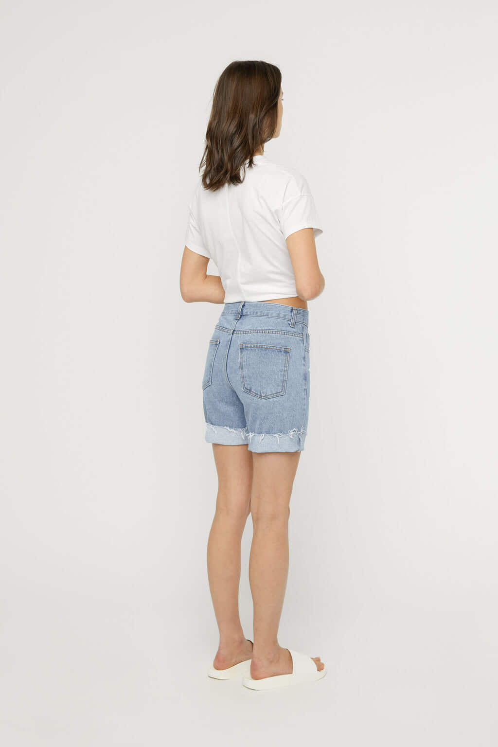 Short K006 Light Blue 4